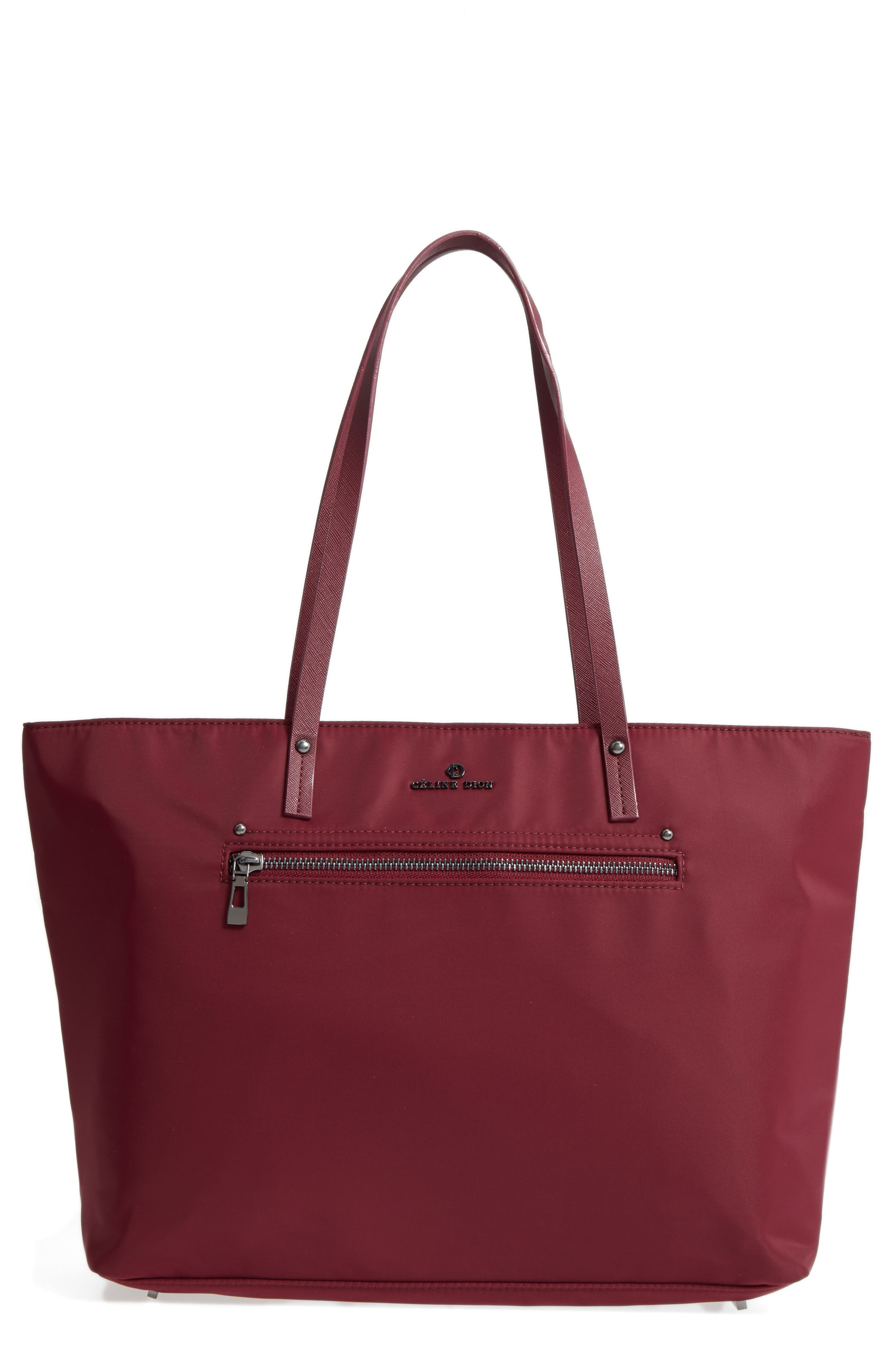6164c91f70 CELINE DION Nylon Tote Bags for Women  Leather