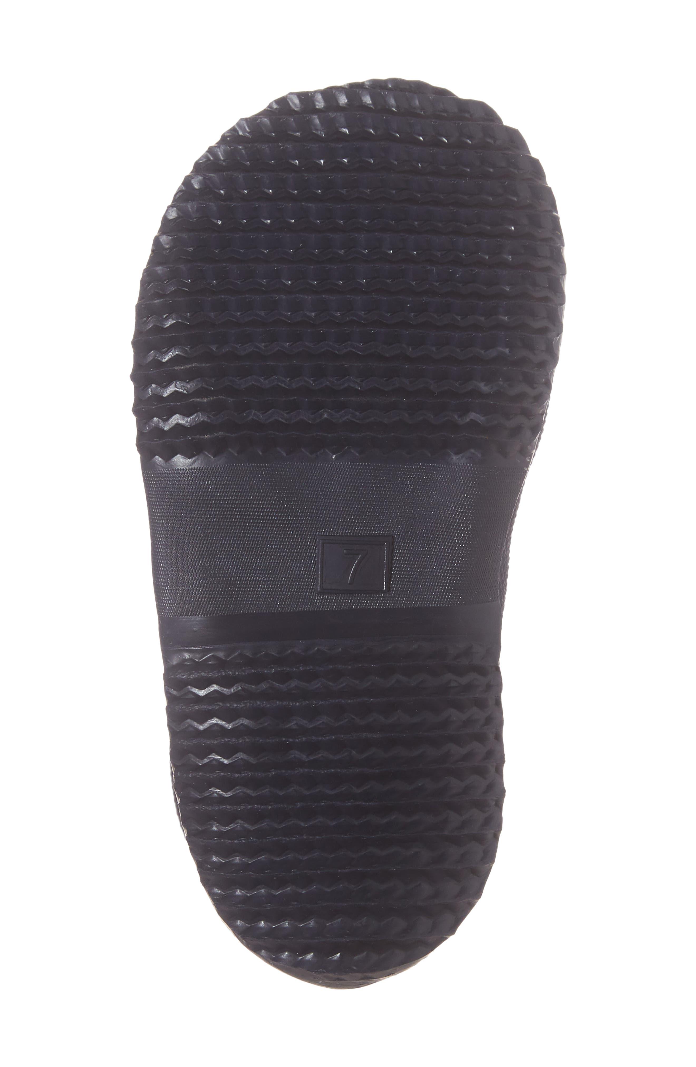 Printed Waterproof Rain Boot,                             Alternate thumbnail 6, color,                             Multi Bear Camo