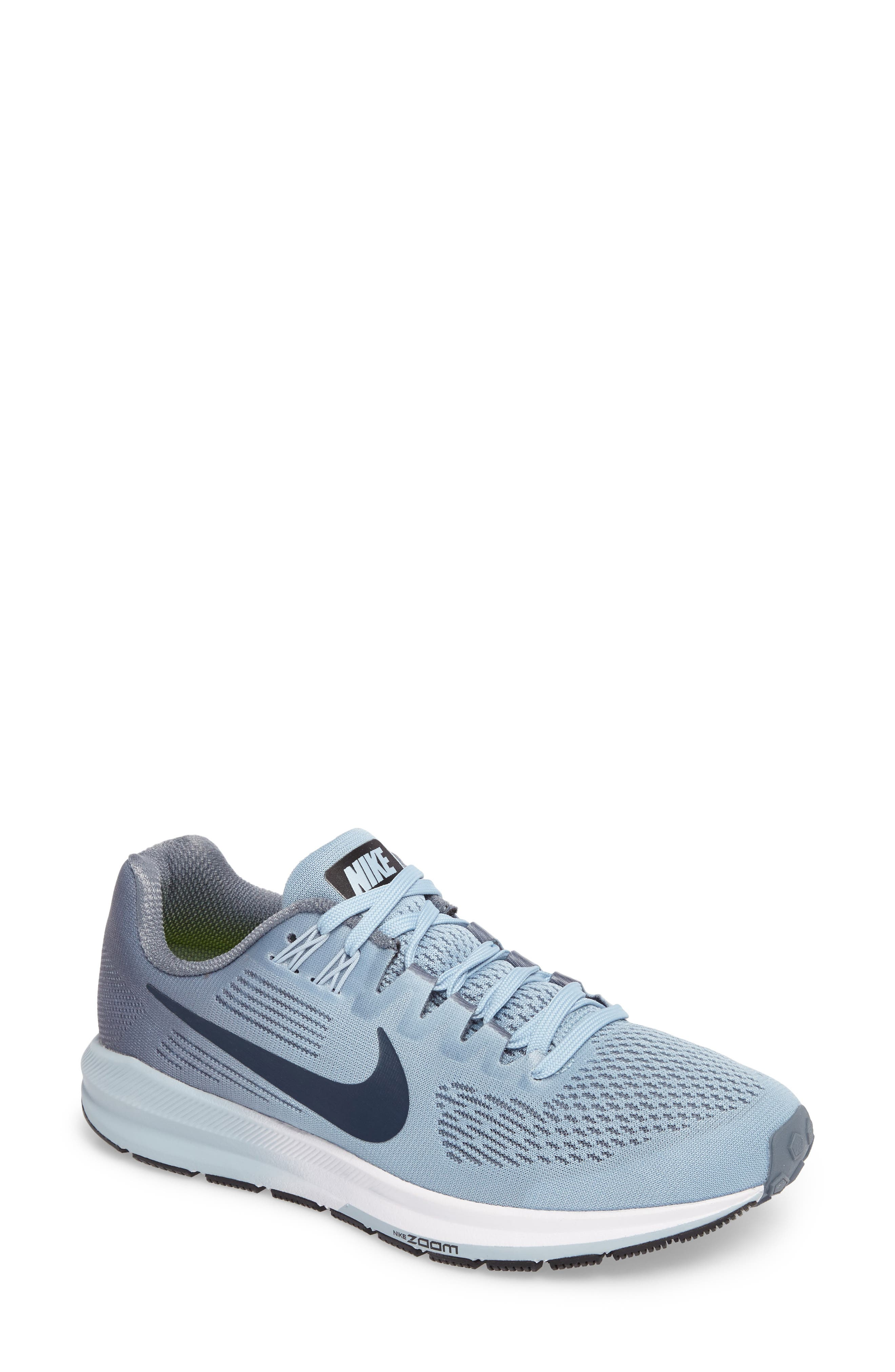 Nike Air Zoom Structure 21 Running Shoe (Women)
