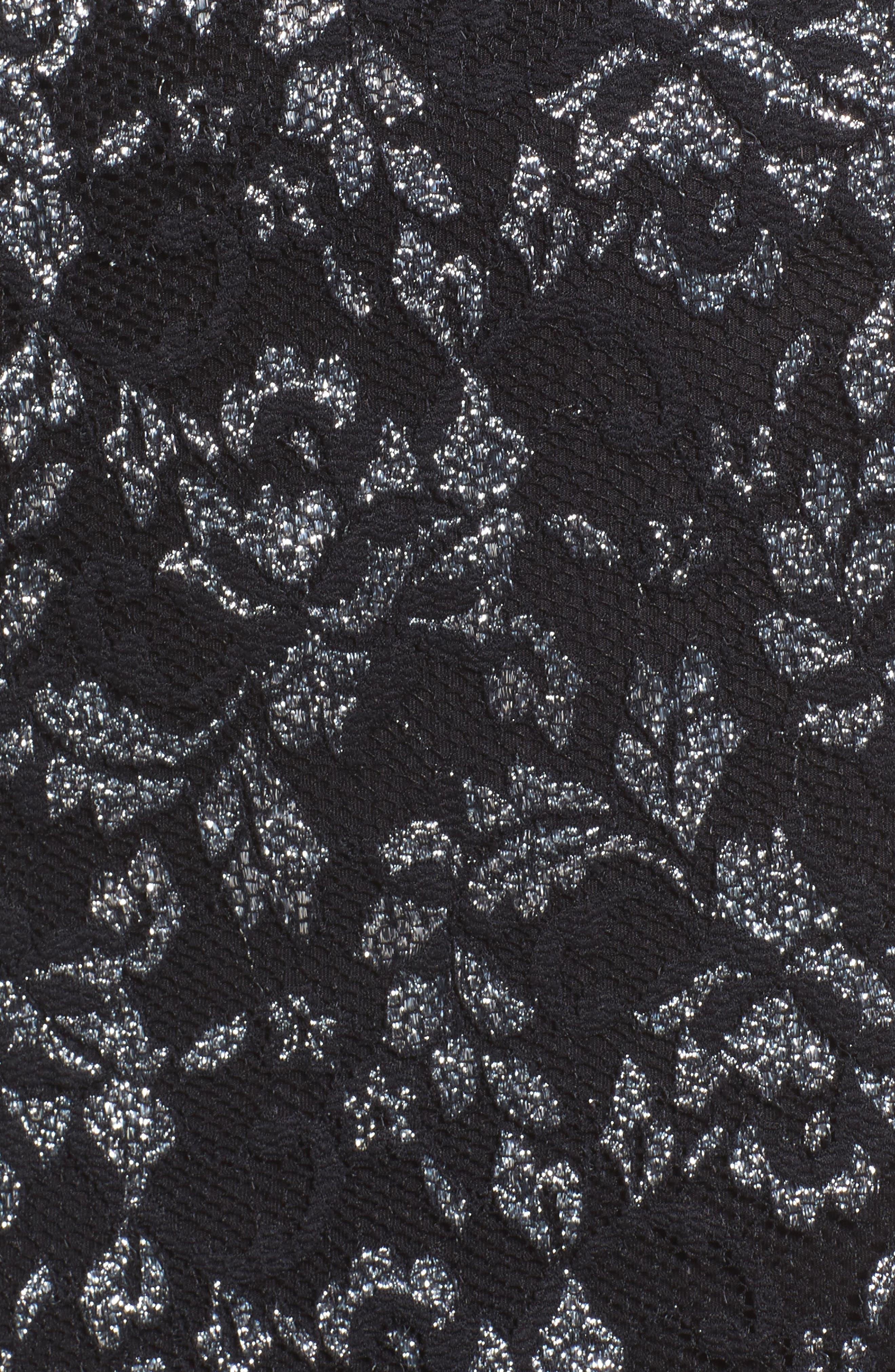 Alternate Image 5  - NBD Sitabella Lace Dress