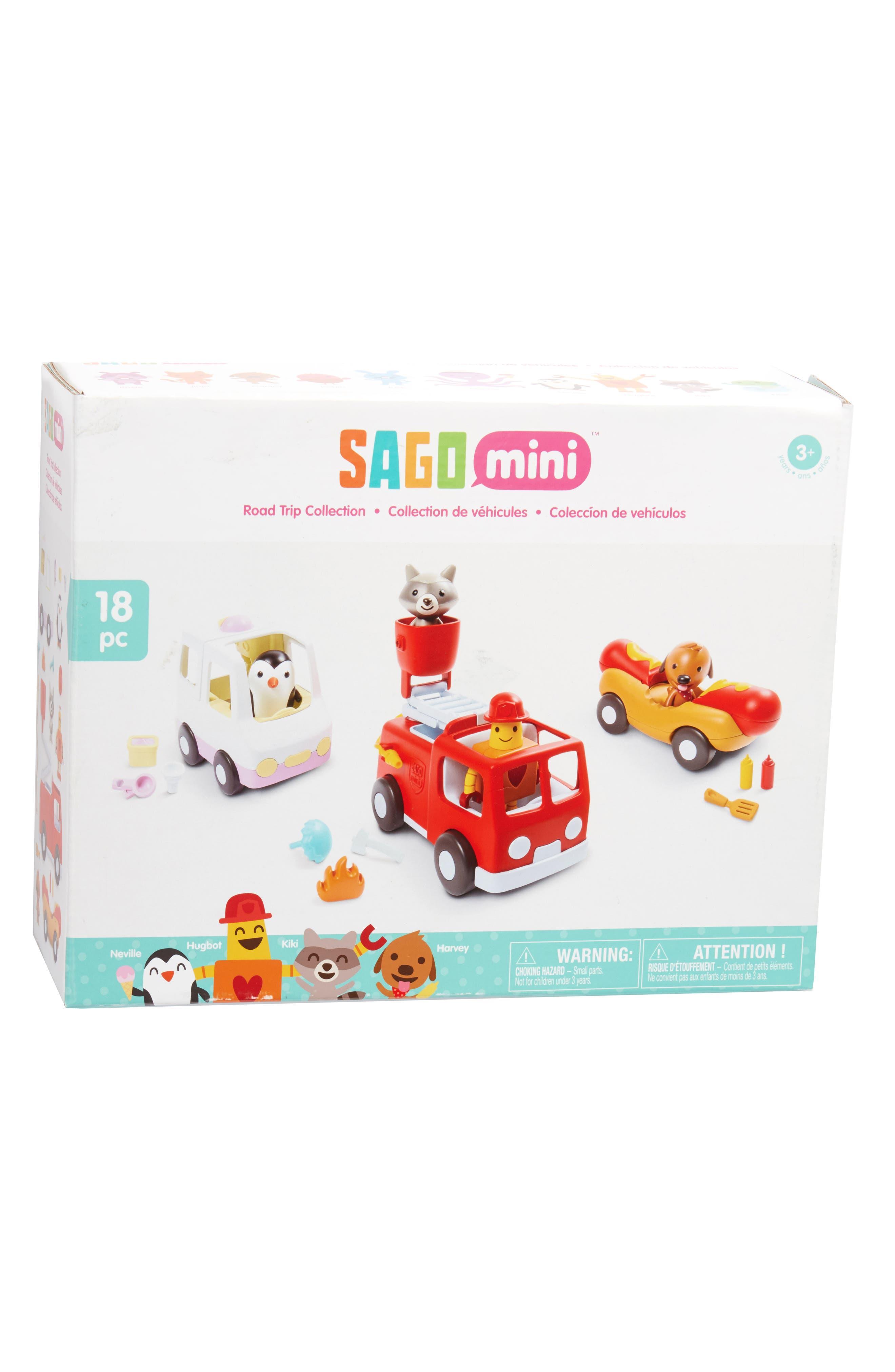Alternate Image 6  - Sago Mini Road Trip Play Set
