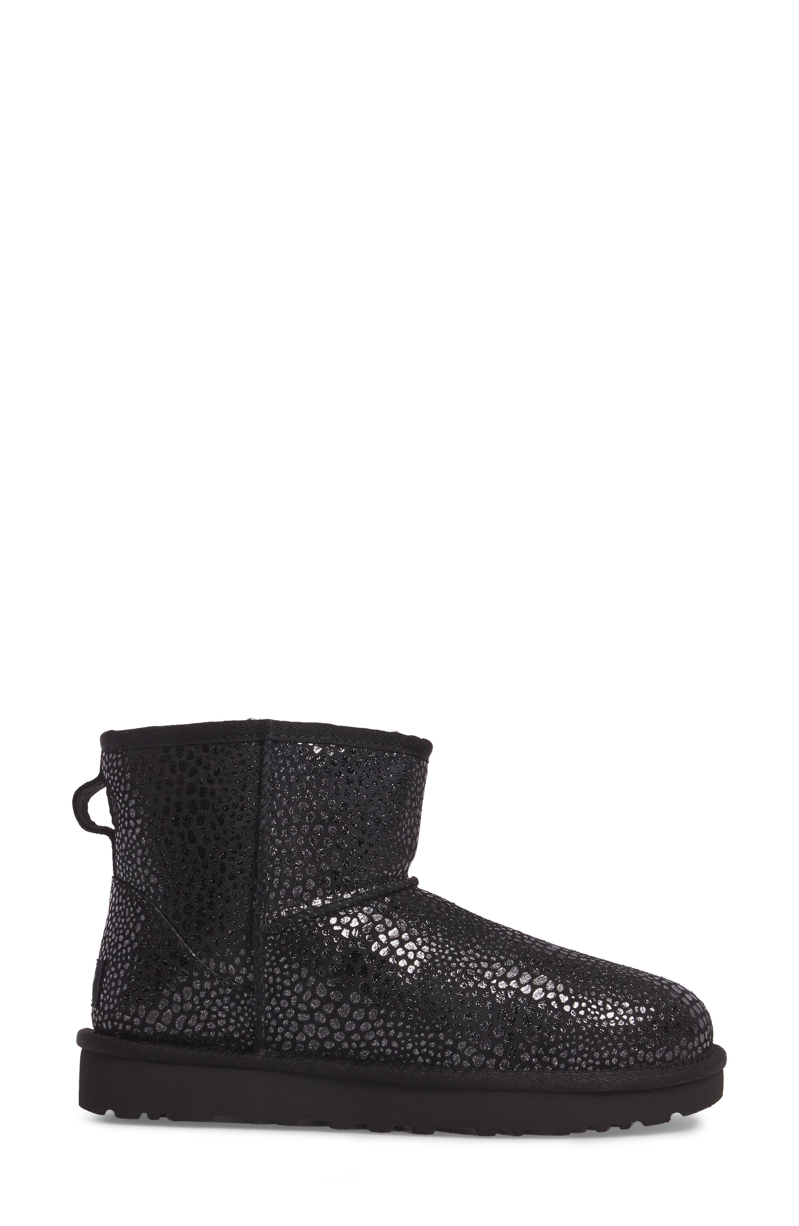 Alternate Image 3  - UGG® Mini Glitzy Boot (Women)