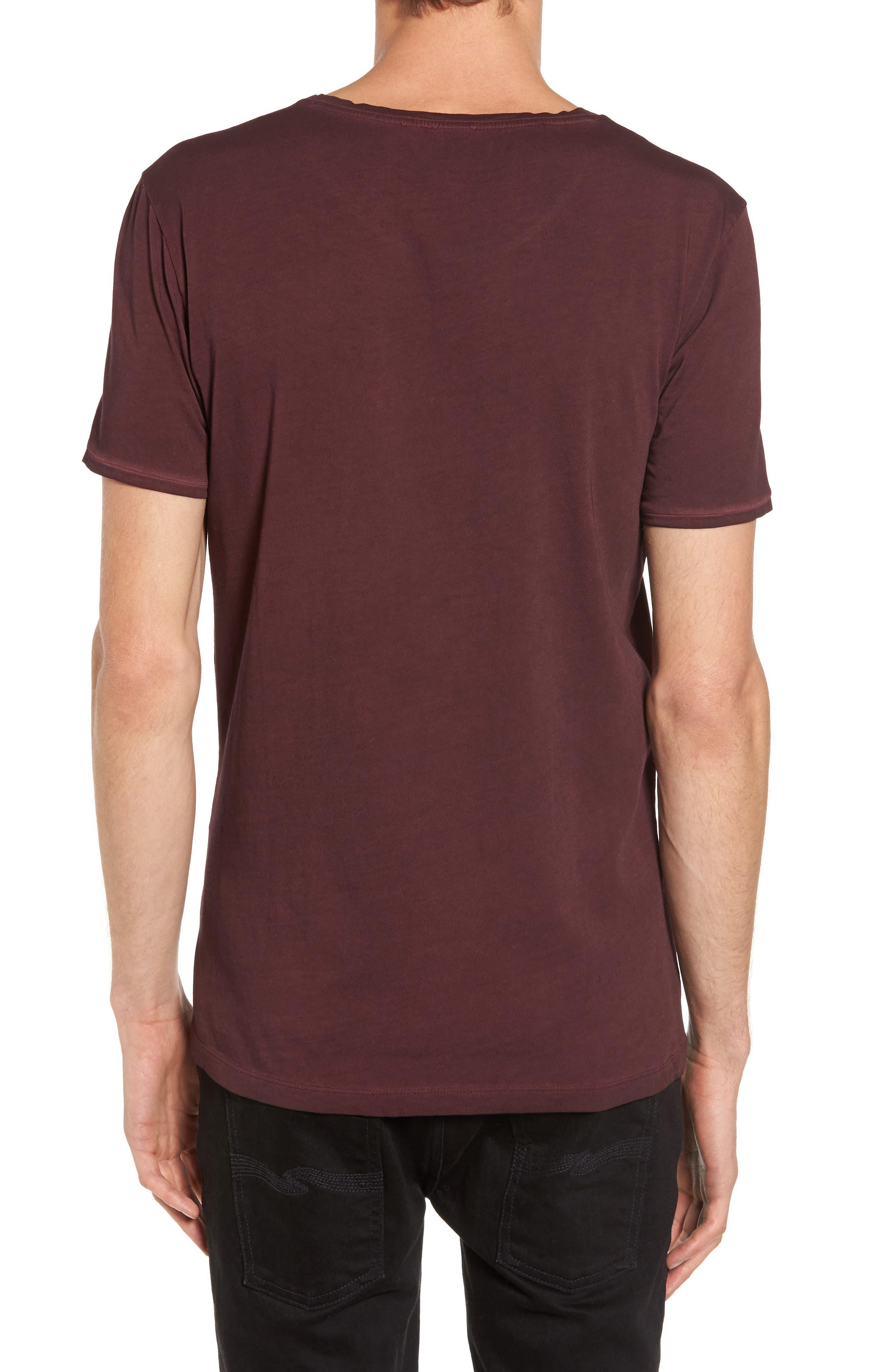 Alternate Image 2  - BOSS Orange Touring T-Shirt