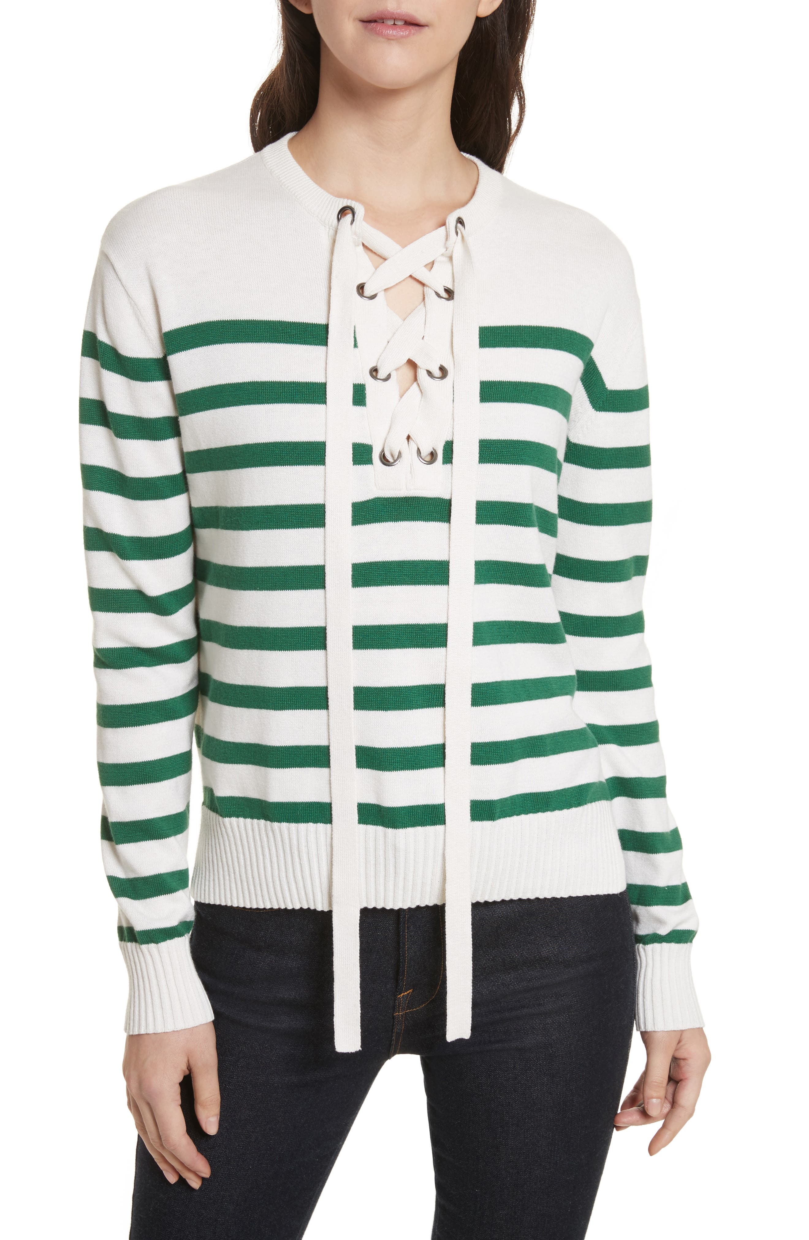 Alternate Image 1 Selected - Rebecca Minkoff Winston Sweater