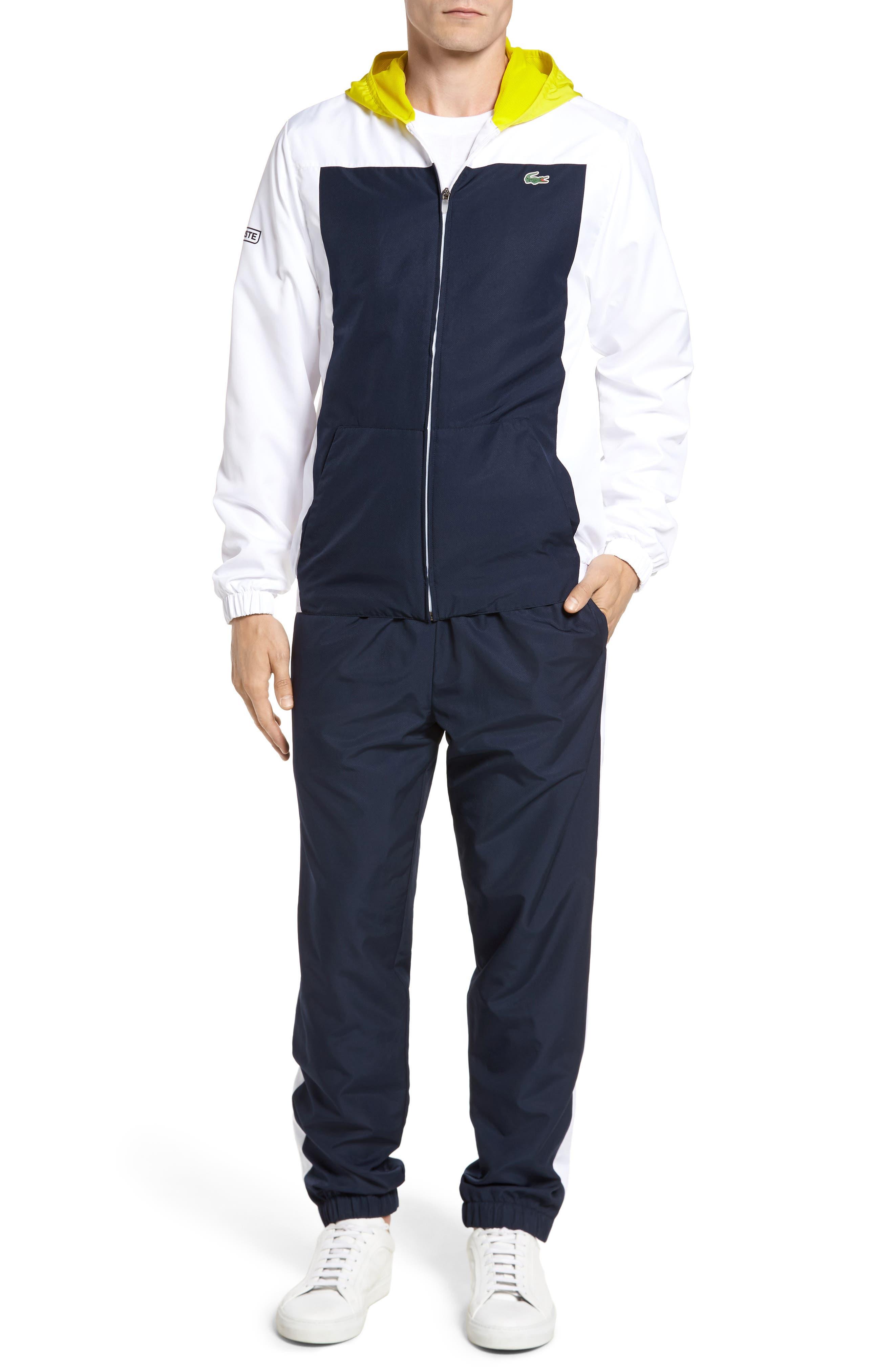 Lacoste Colorblock Track Suit