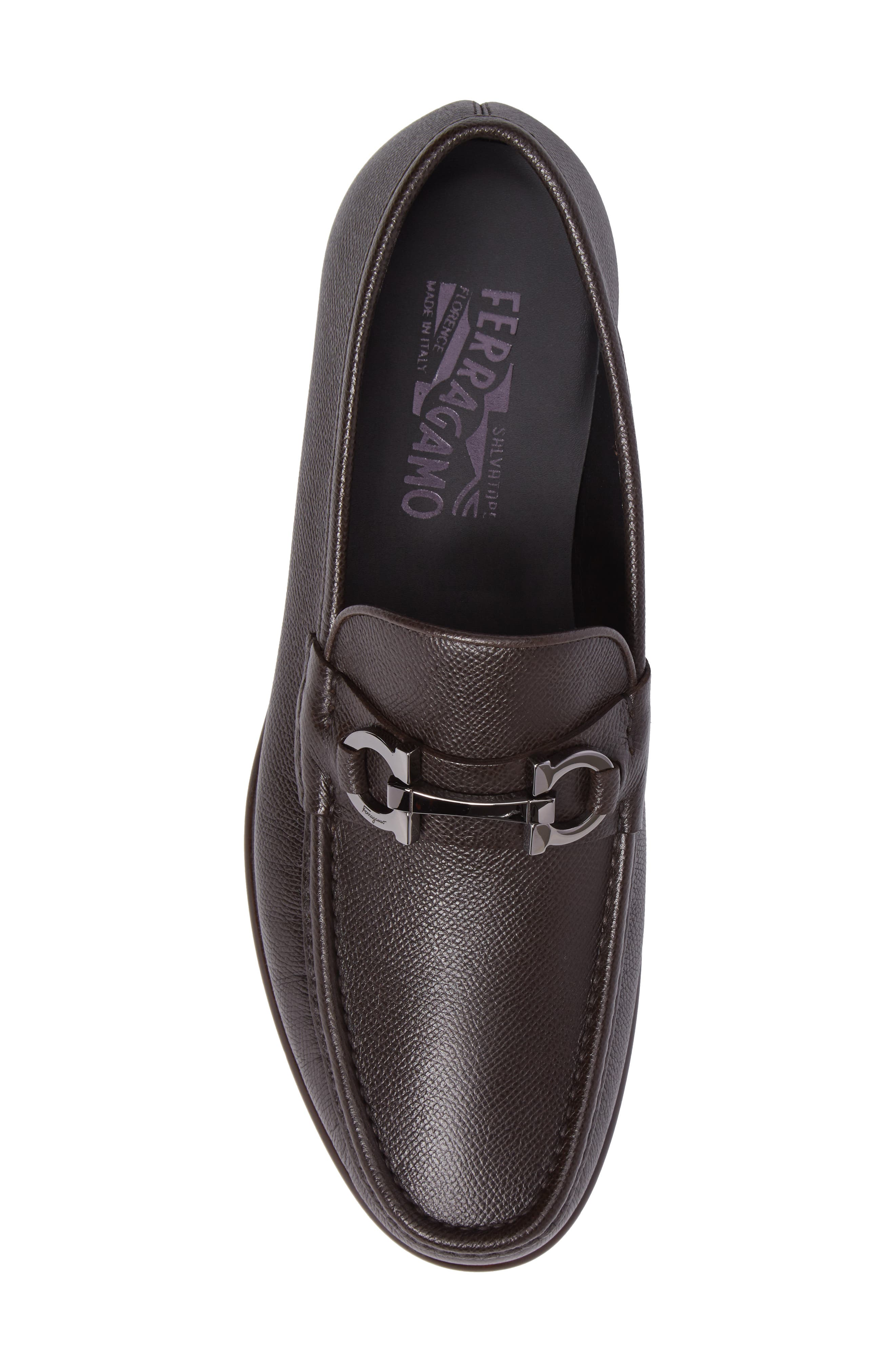 Crown Bit Loafer,                             Alternate thumbnail 5, color,                             T.Moro