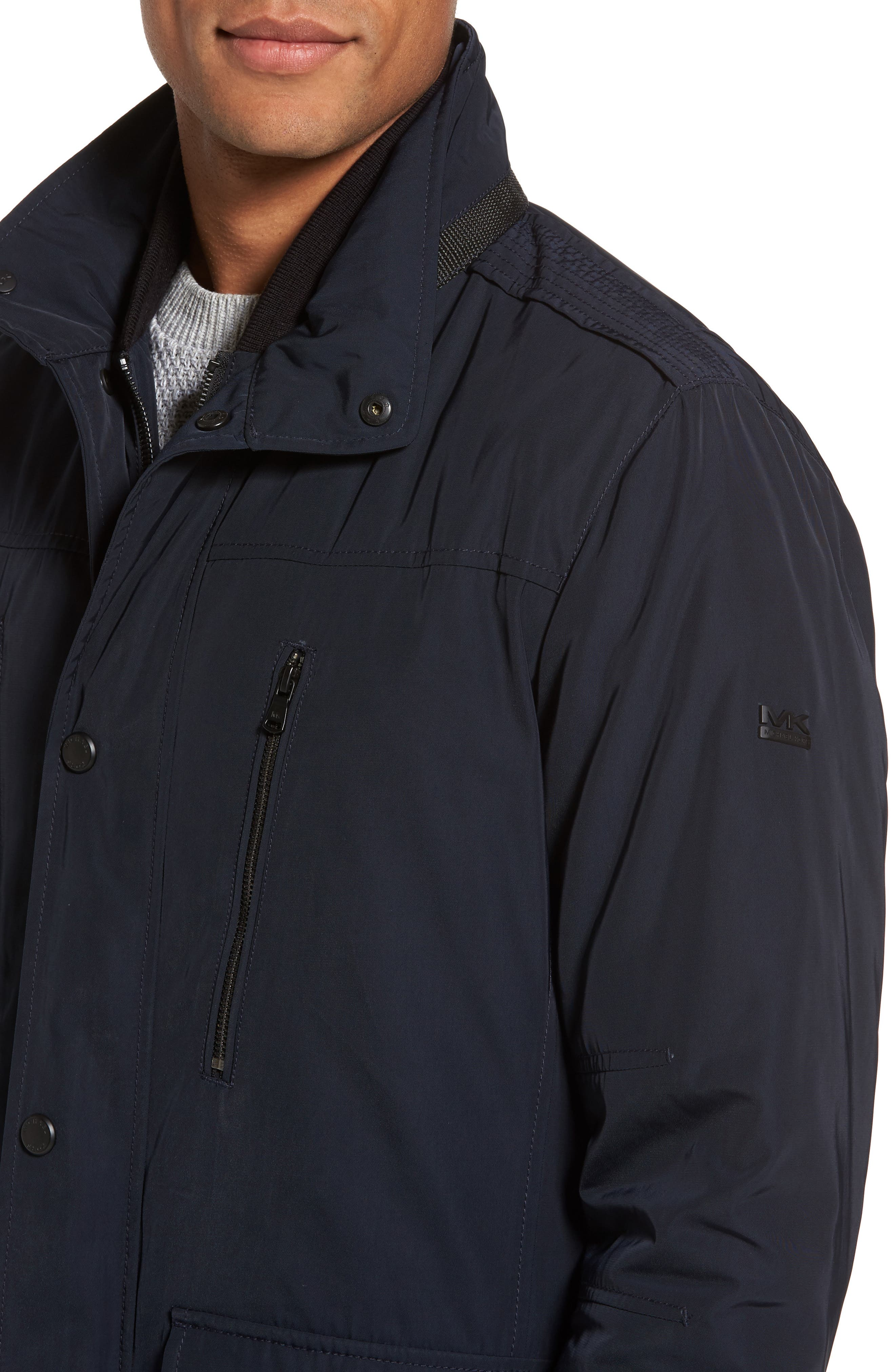 Field Coat,                             Alternate thumbnail 4, color,                             Midnight Blue