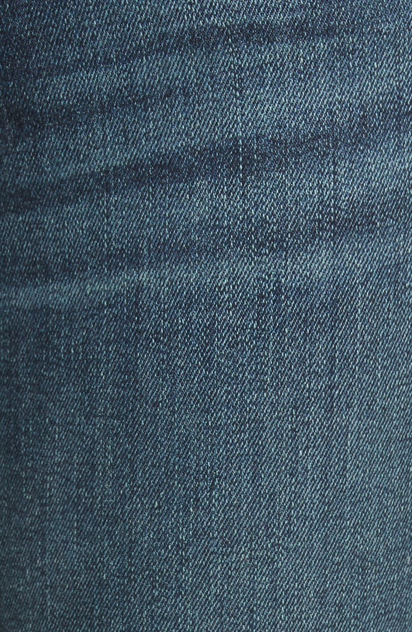 Alternate Image 5  - FRAME Le Skinny de Jeanne Skinny Jeans (Astell)