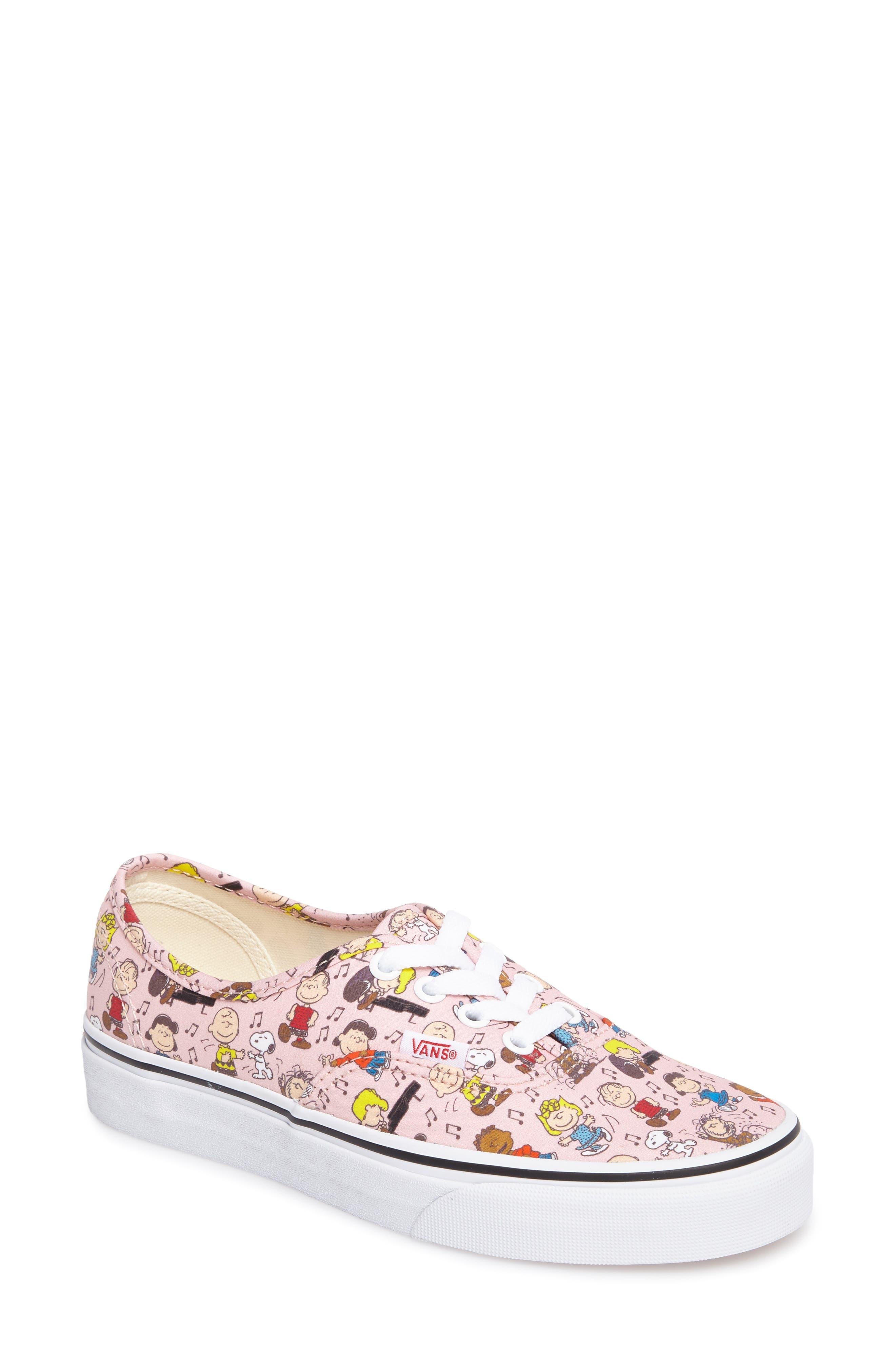 Vans x Peanuts Woodstock Authentic Sneaker (Women)