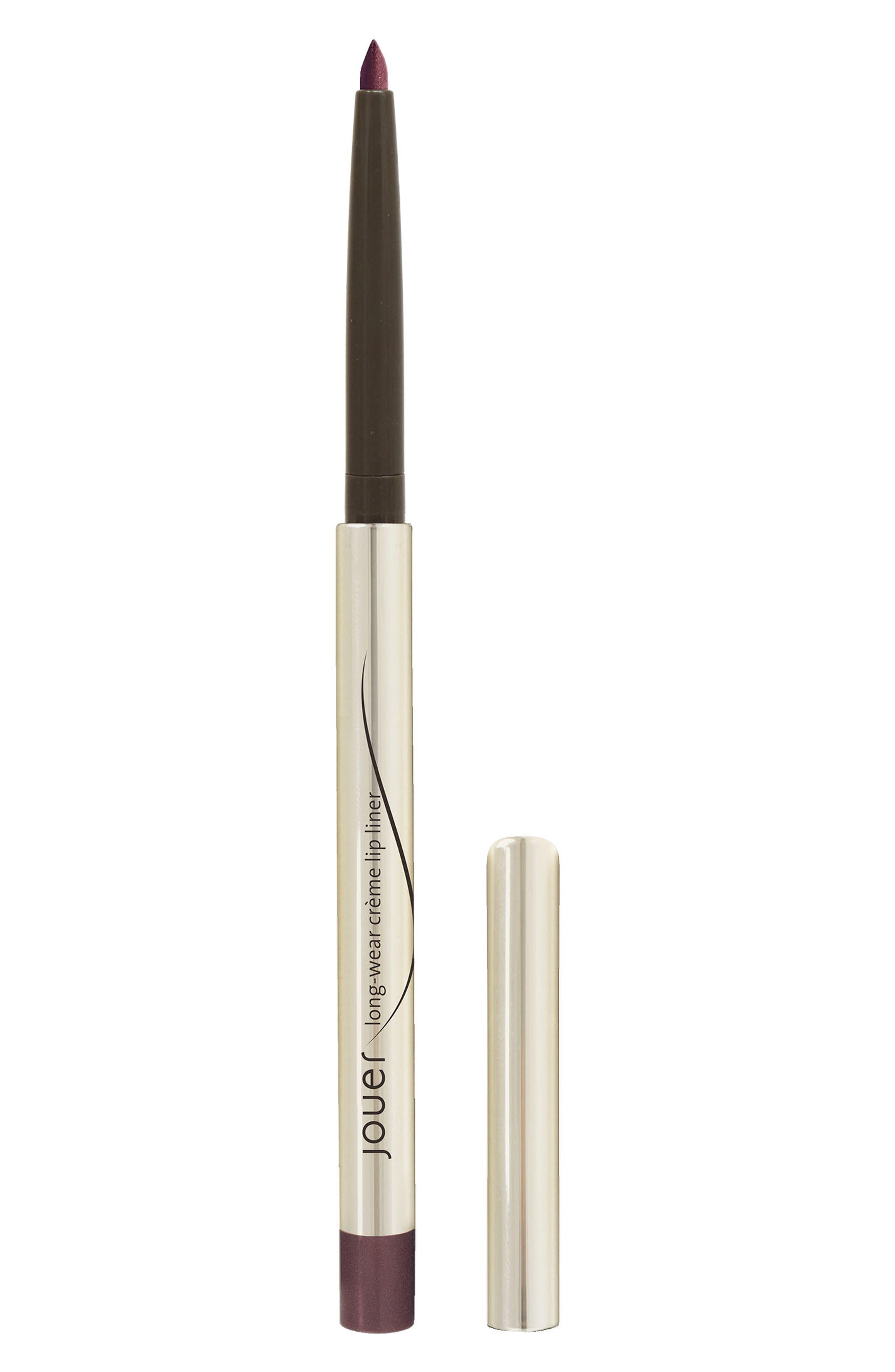 Long-Wear Crème Lip Liner,                             Main thumbnail 1, color,                             Clove Shimmer
