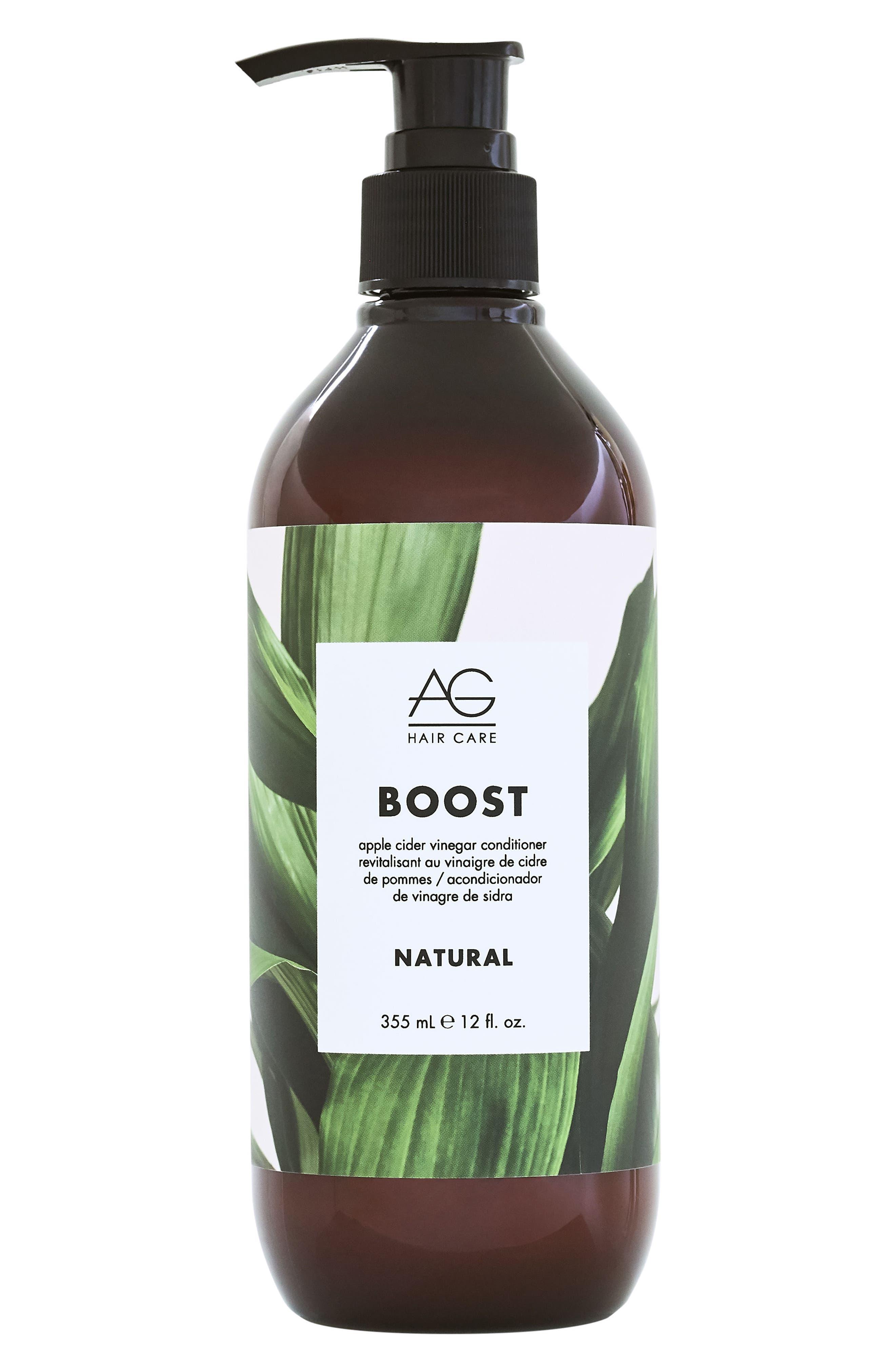 AG Hair Boost Apple Cider Vinegar Conditioner