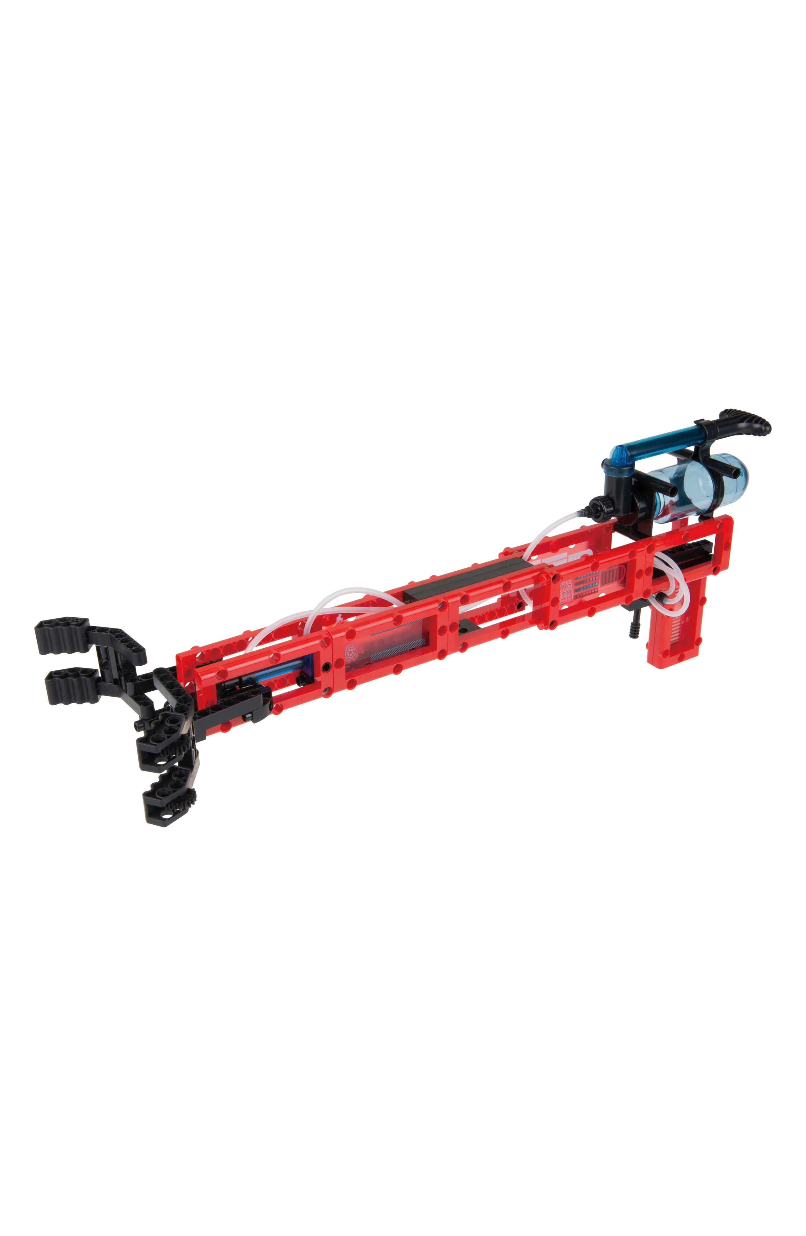 Mechanical Engineering Robotic Arms Kit,                             Alternate thumbnail 6, color,                             Multi