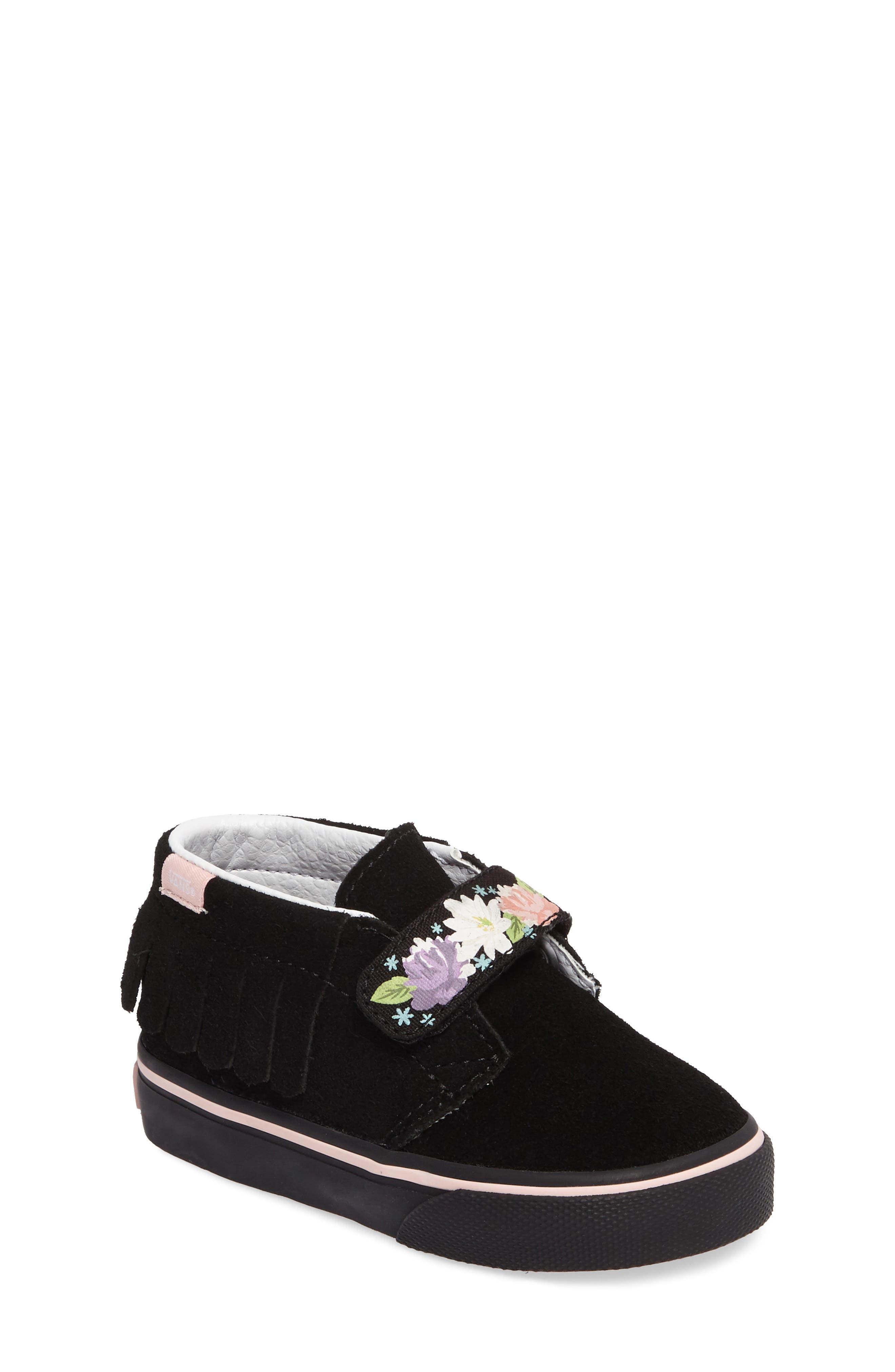 Alternate Image 1 Selected - Vans Chukka V Moc Sneaker (Baby, Walker & Toddler)