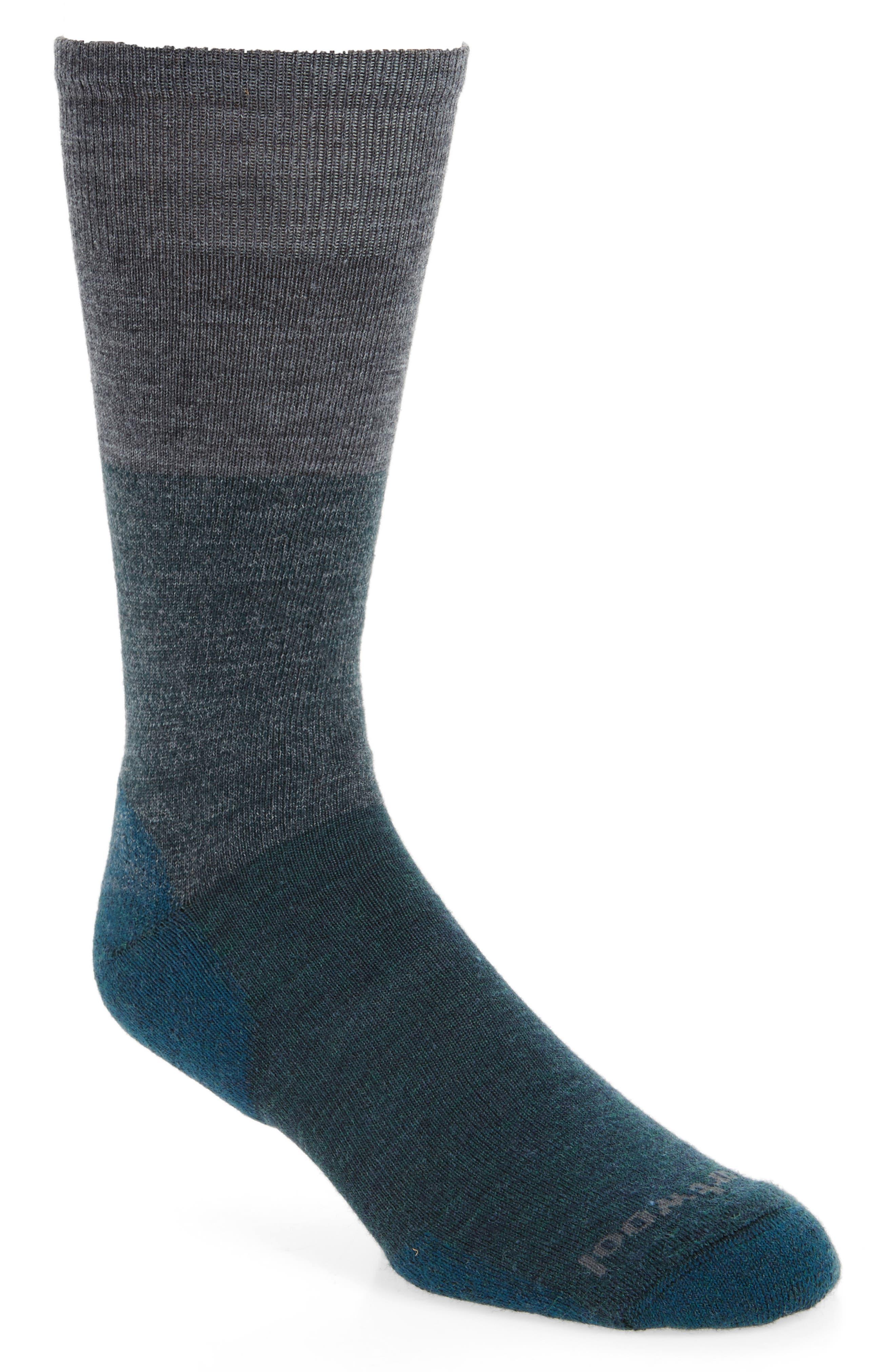Main Image - Smartwool Faversham Colorblock Socks