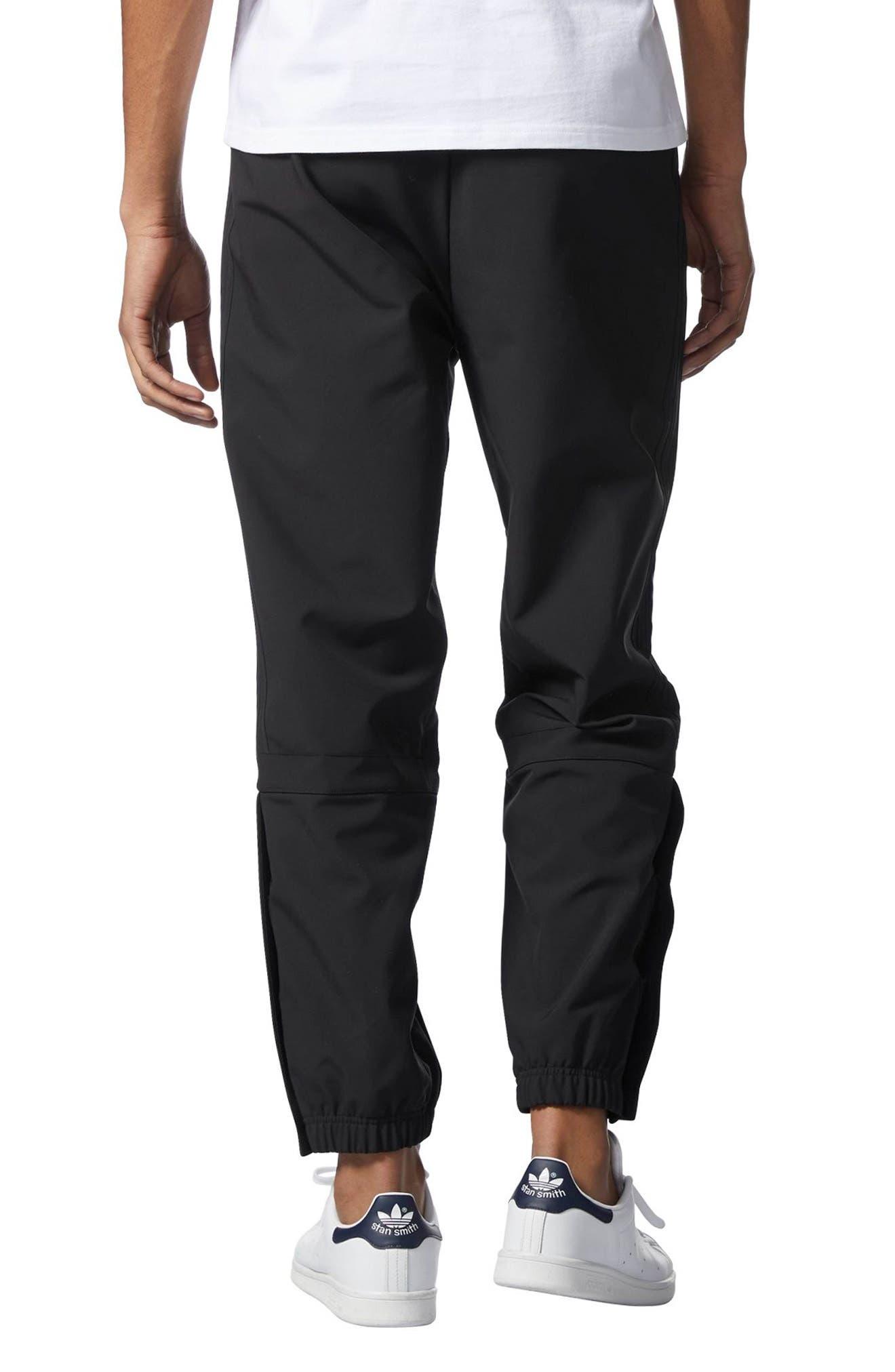 Originals CR8 Hybrid Pants,                             Alternate thumbnail 2, color,                             Black