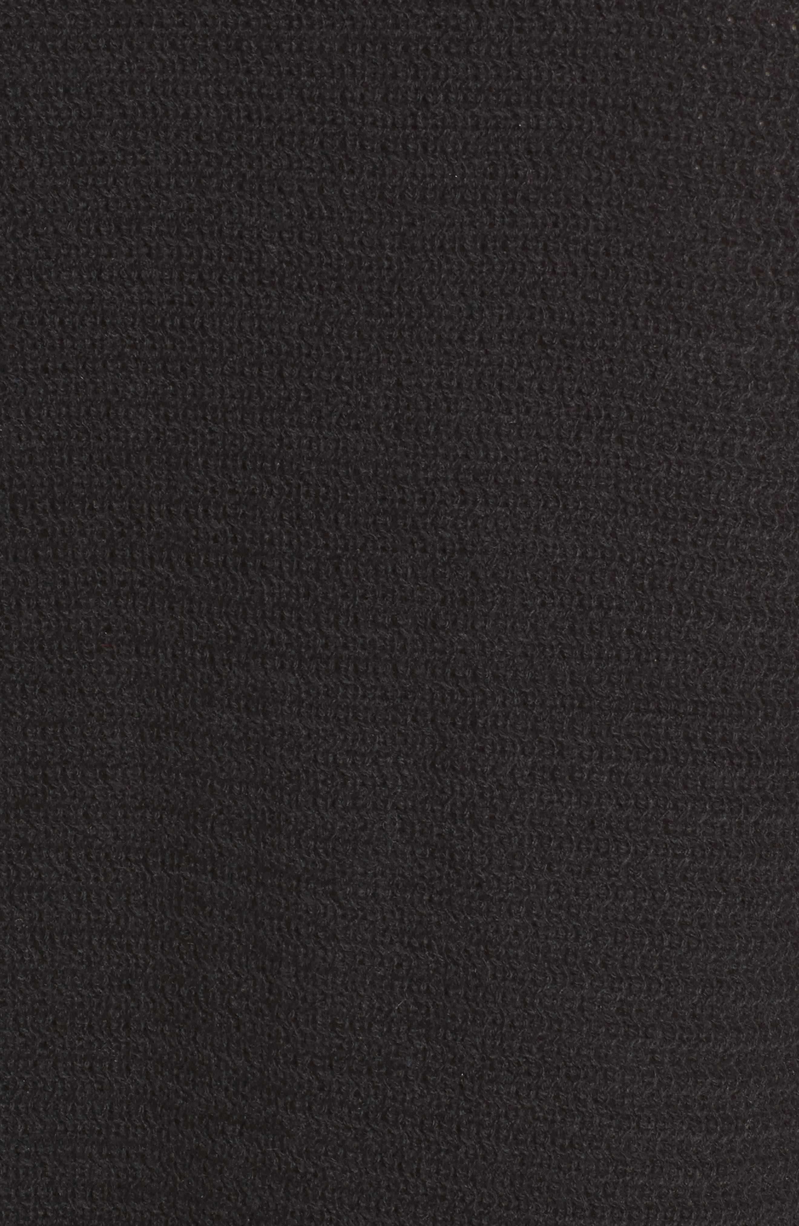 Alternate Image 5  - Halogen® Side Tie Cardigan (Regular & Petite)
