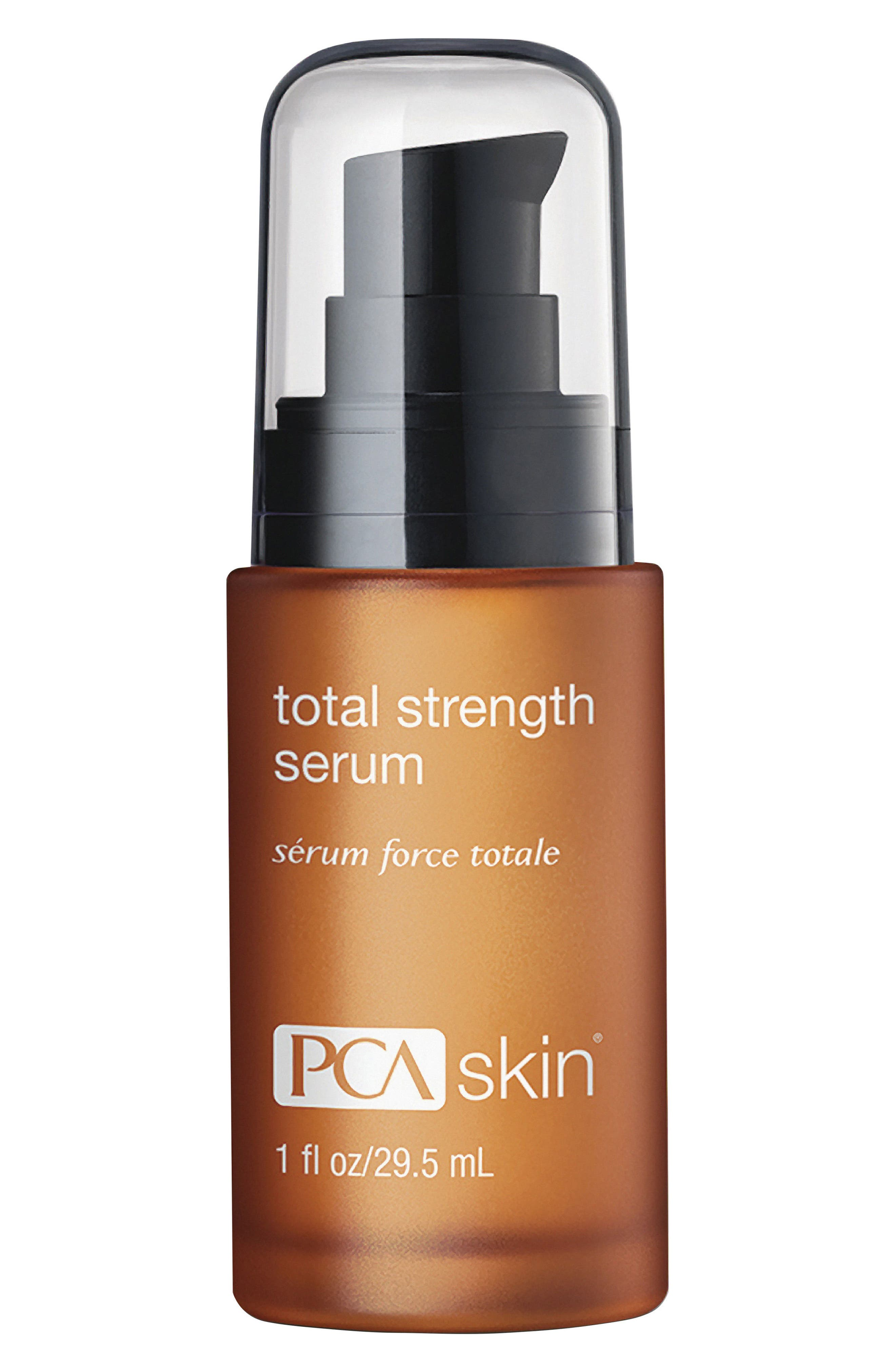 Total Strength Serum,                             Main thumbnail 1, color,                             No Color