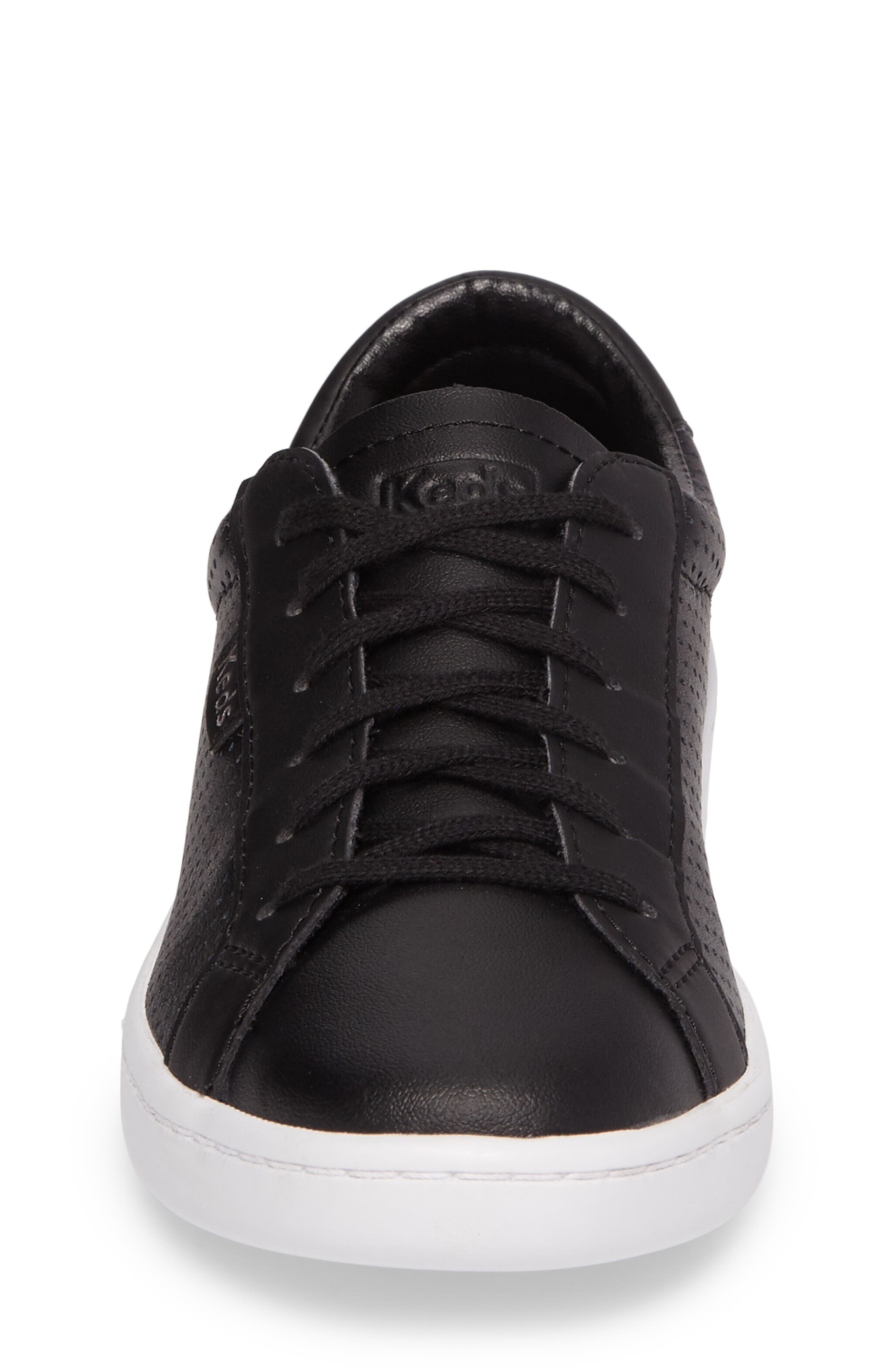 Alternate Image 4  - Keds® Ace Perforated Low Top Sneaker (Toddler, Little Kid & Big Kid)