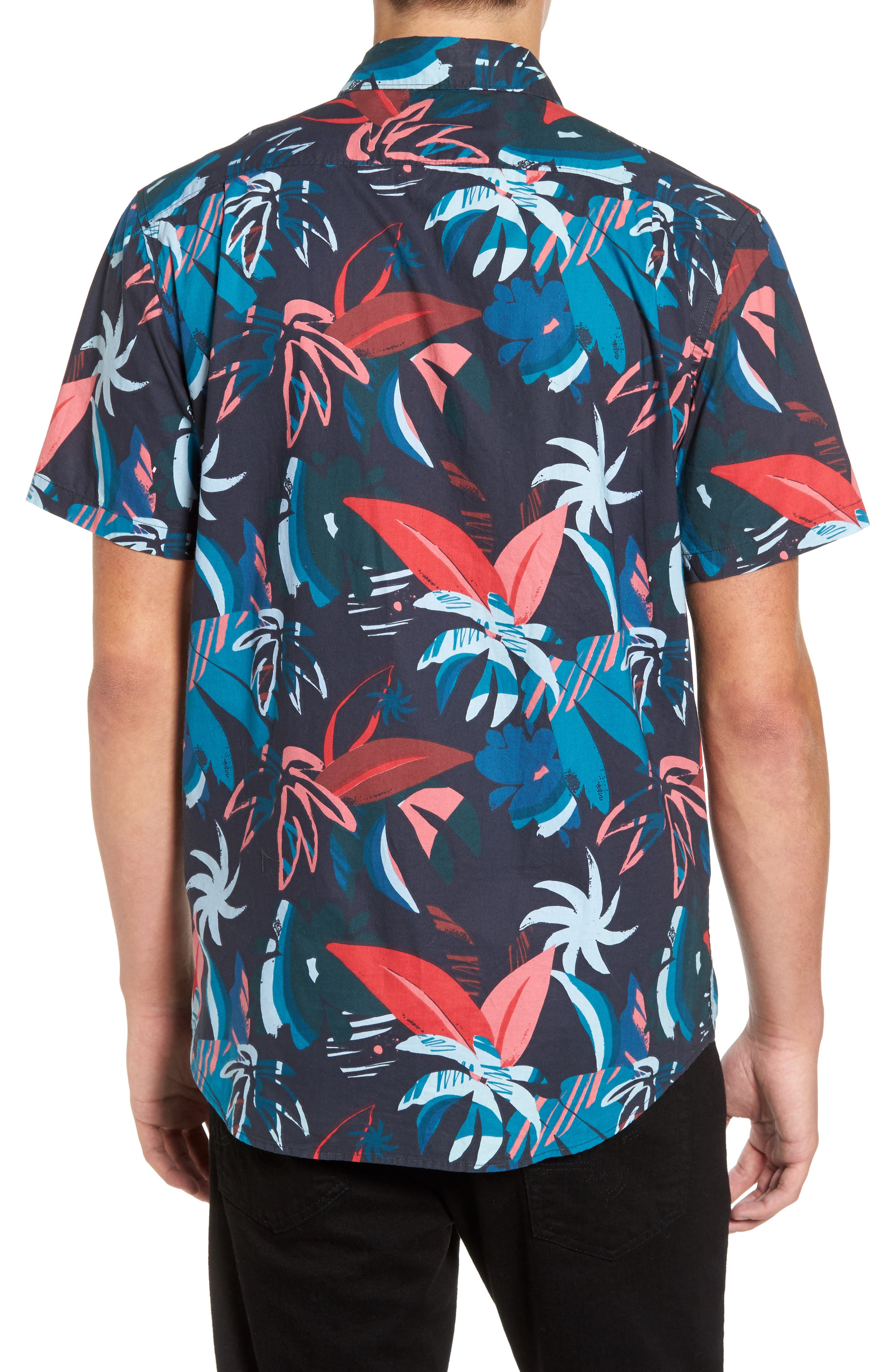 Alternate Image 2  - Billabong Sundays Woven Shirt