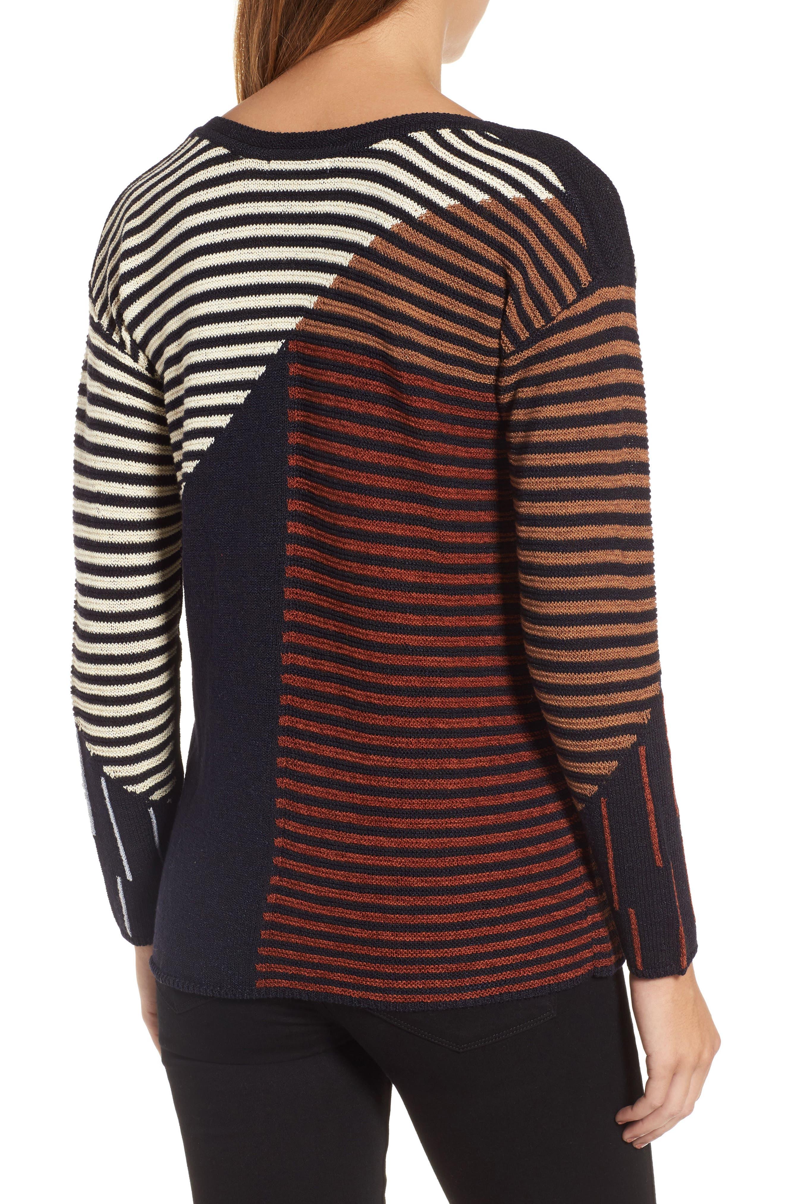 Alternate Image 2  - NIC+ZOE Lagoon Sweater