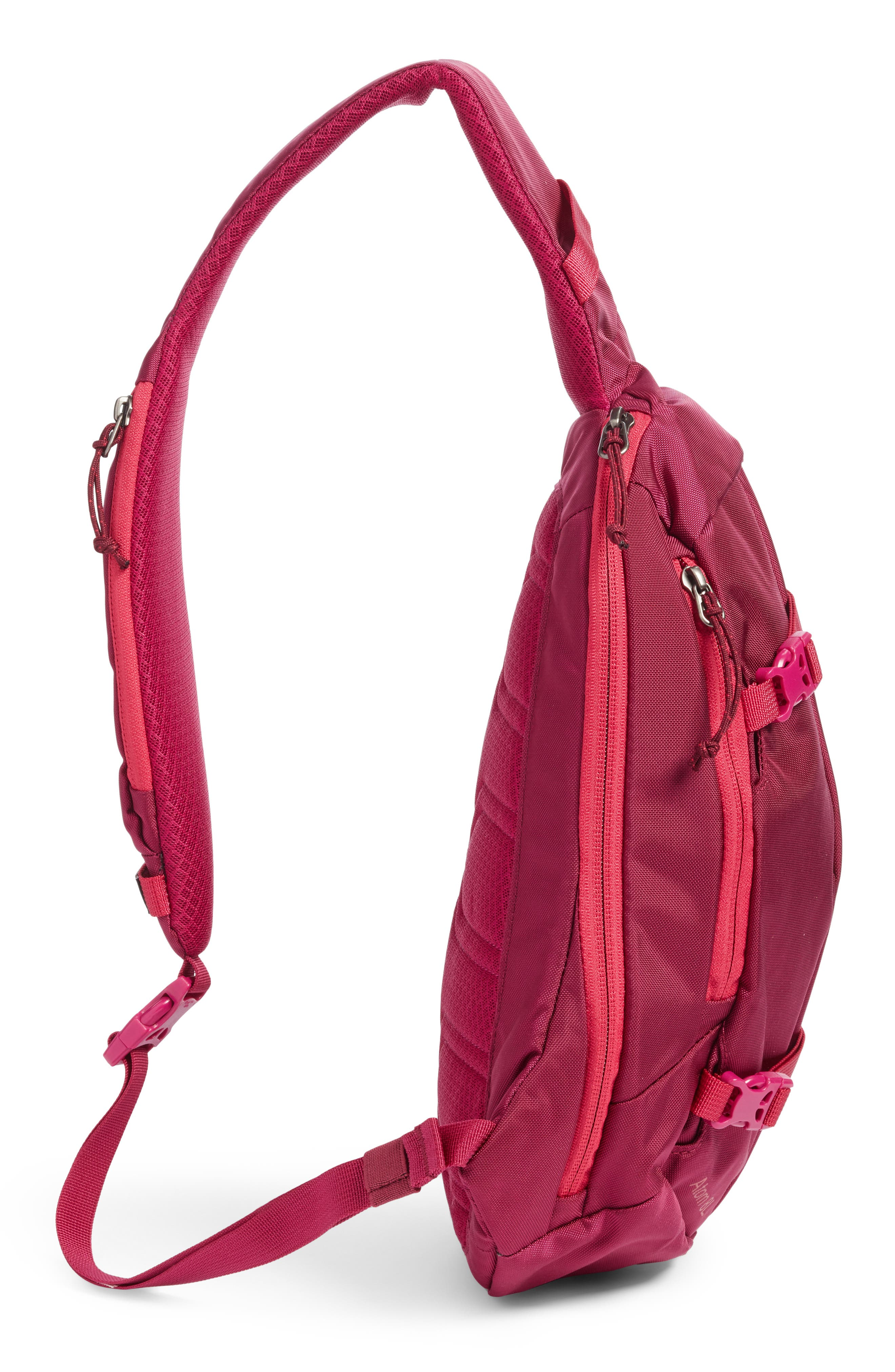 Atom 8L Sling Backpack,                             Alternate thumbnail 5, color,                             Magenta