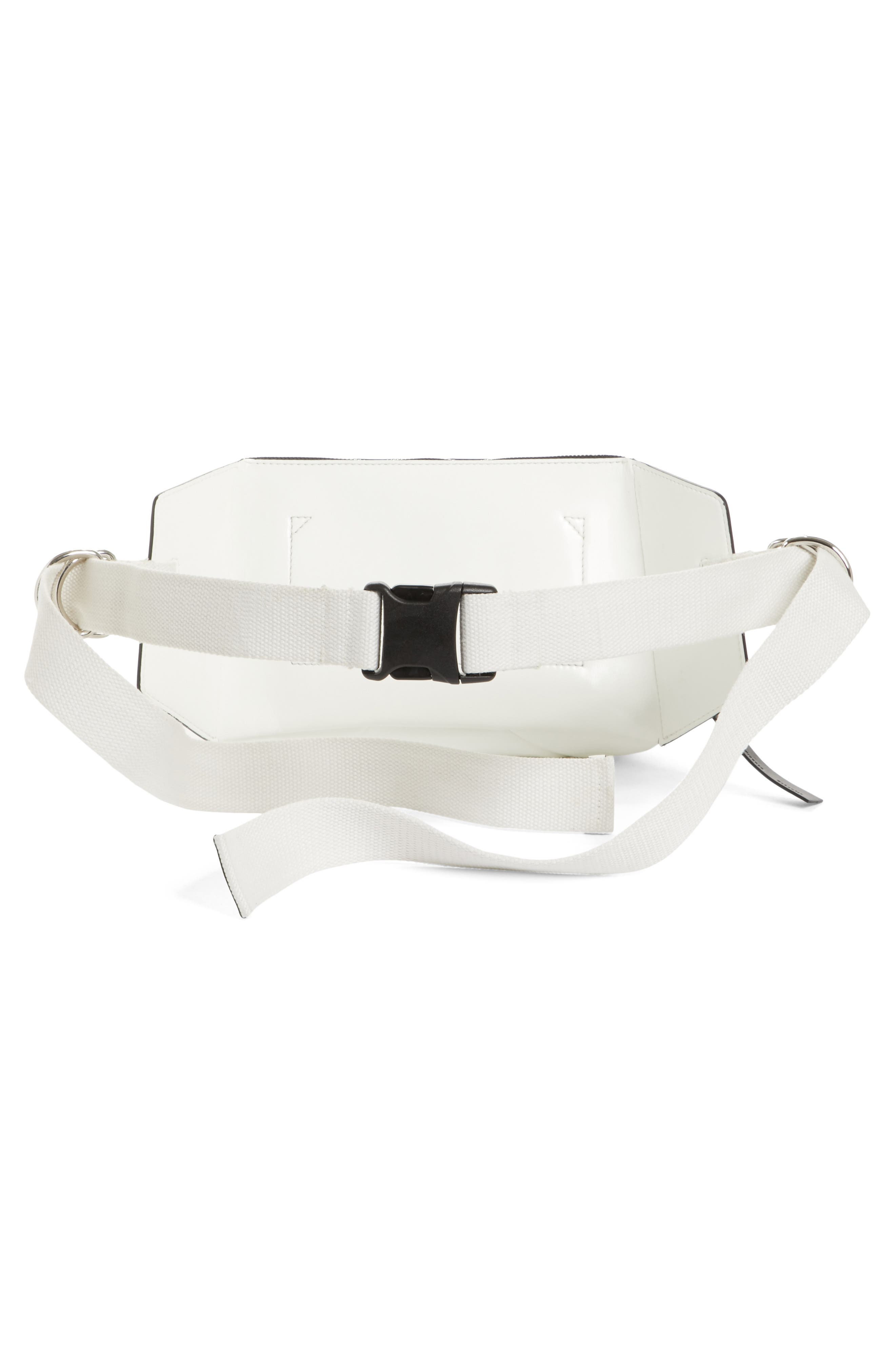 Alternate Image 3  - Proenza Schouler PSWL Faux Leather Fanny Pack