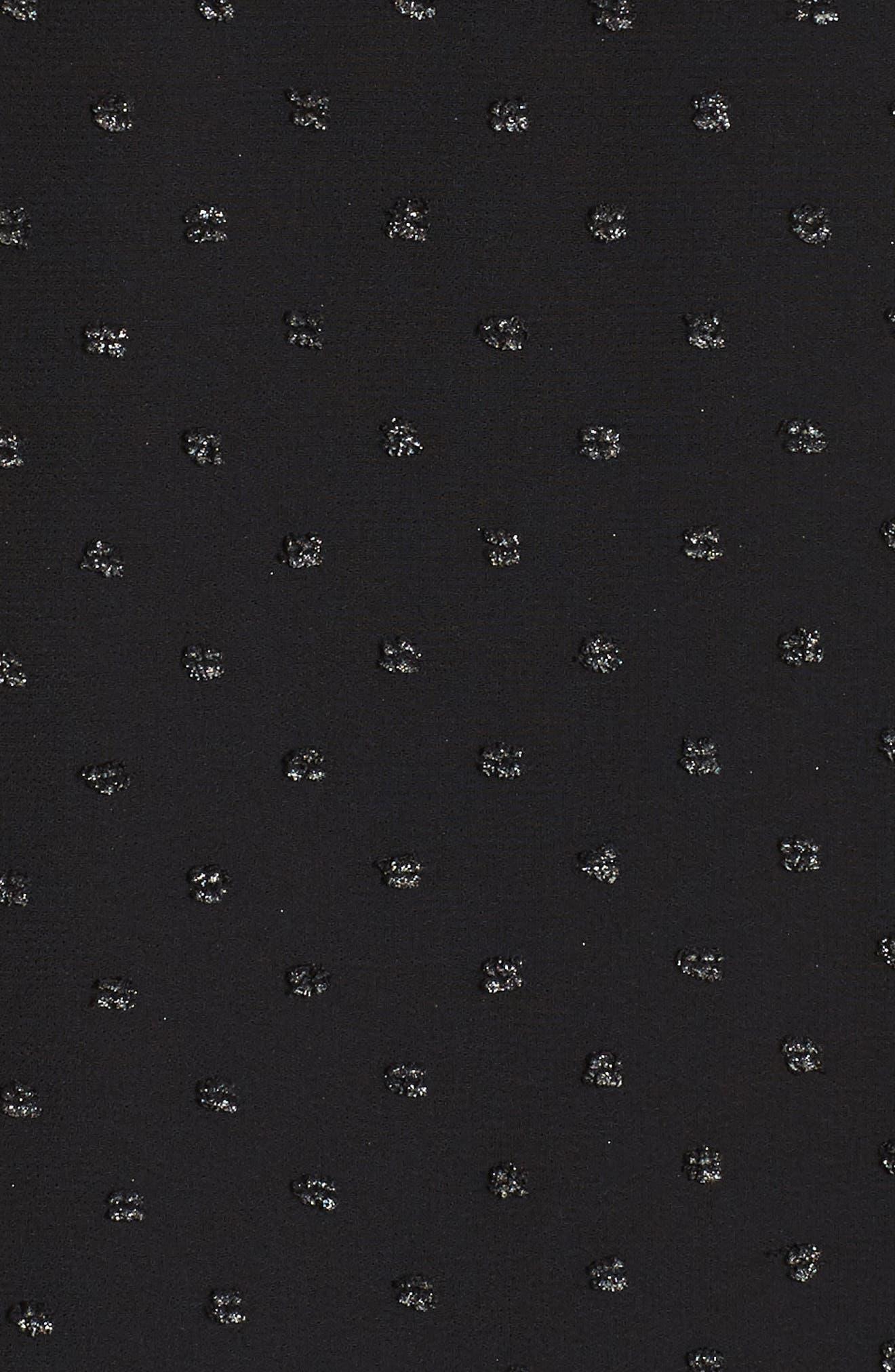 Alternate Image 5  - Bardot Faux Wrap Minidress