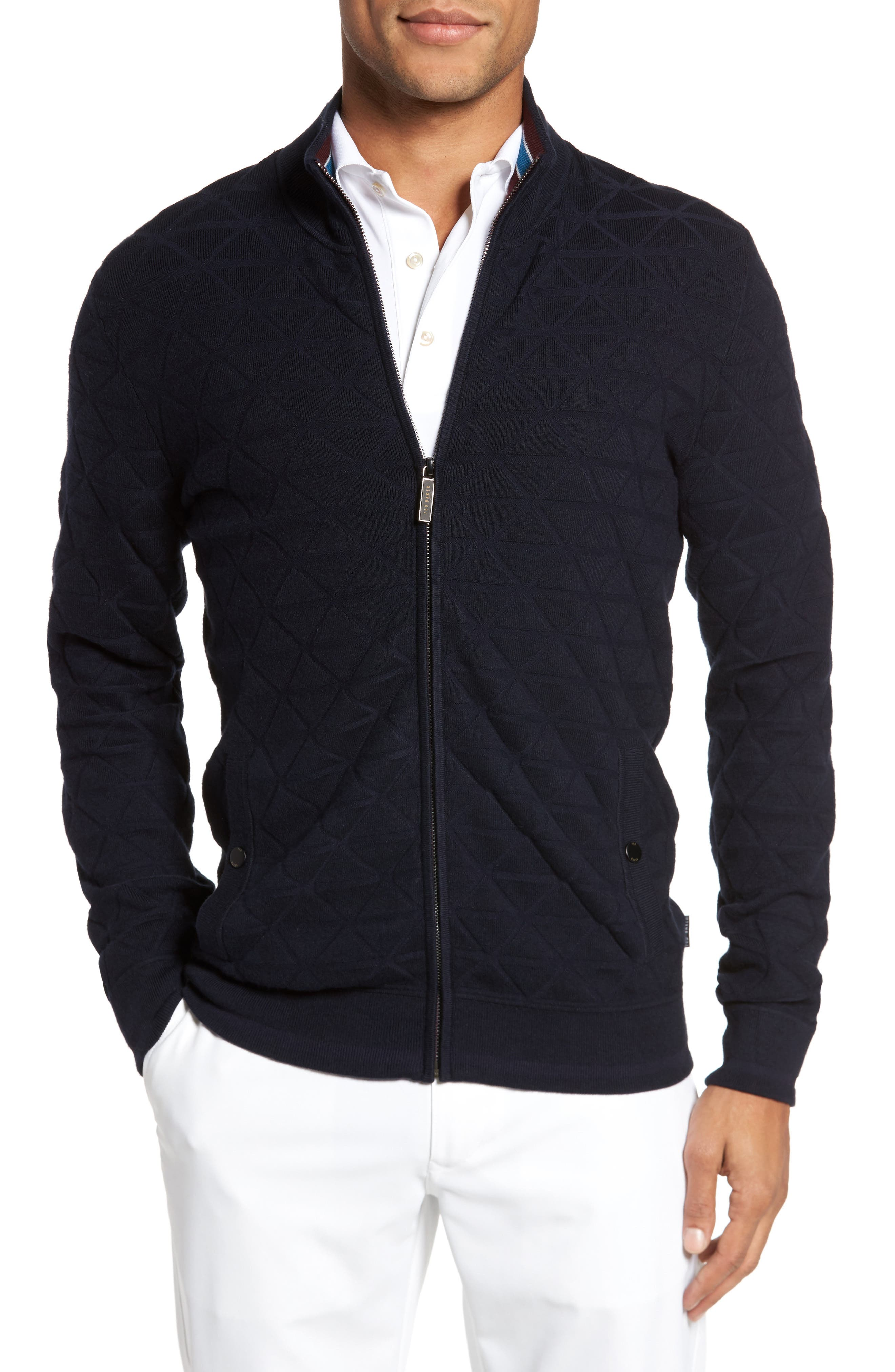 Ted Baker London Delgado Funnel Neck Sweater