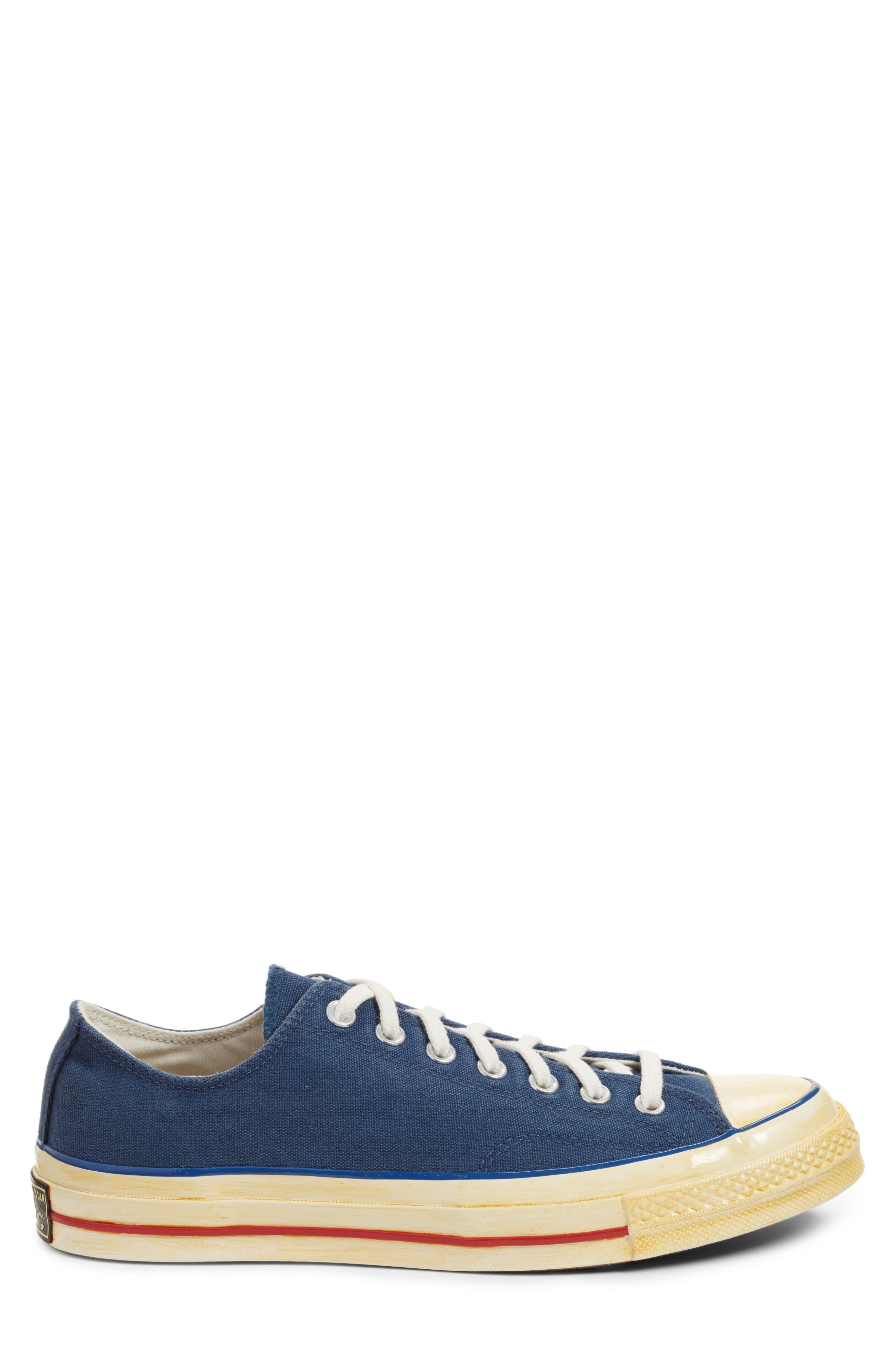 Alternate Image 3  - Converse Chuck Taylor® All Star® 70 Low Top Sneaker (Men)
