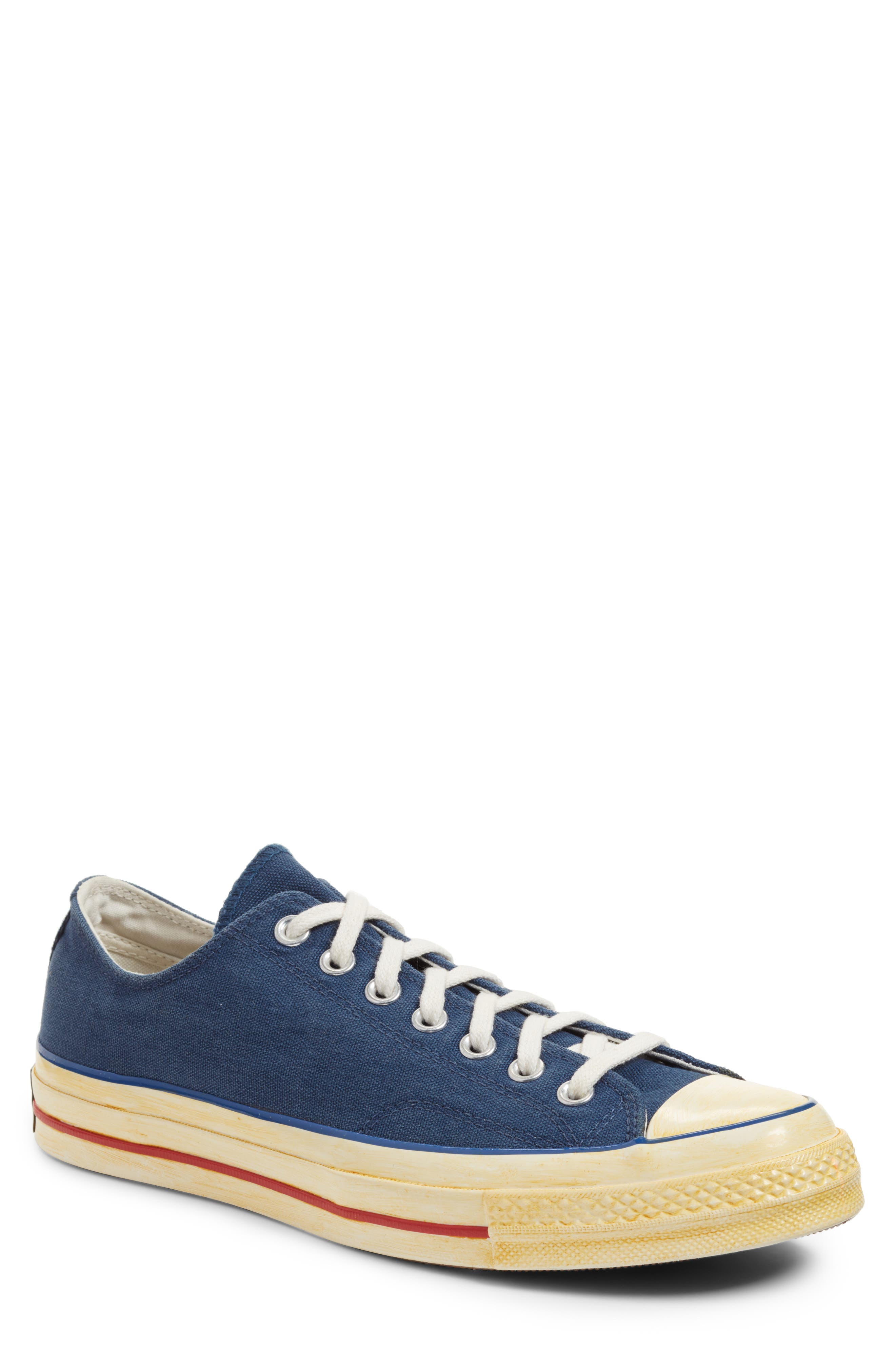 Alternate Image 1 Selected - Converse Chuck Taylor® All Star® 70 Low Top Sneaker (Men)