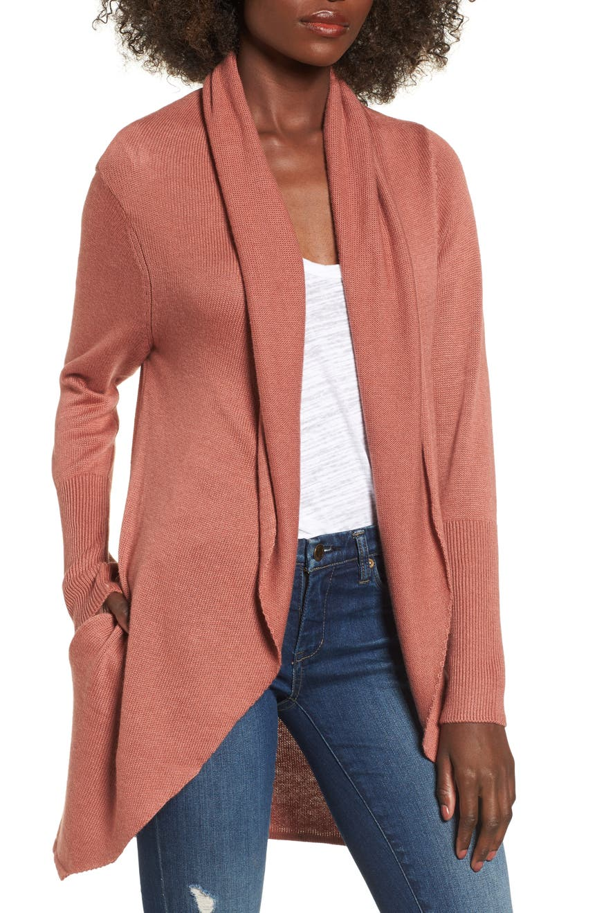 Women's Pink Cardigan Sweaters | Nordstrom