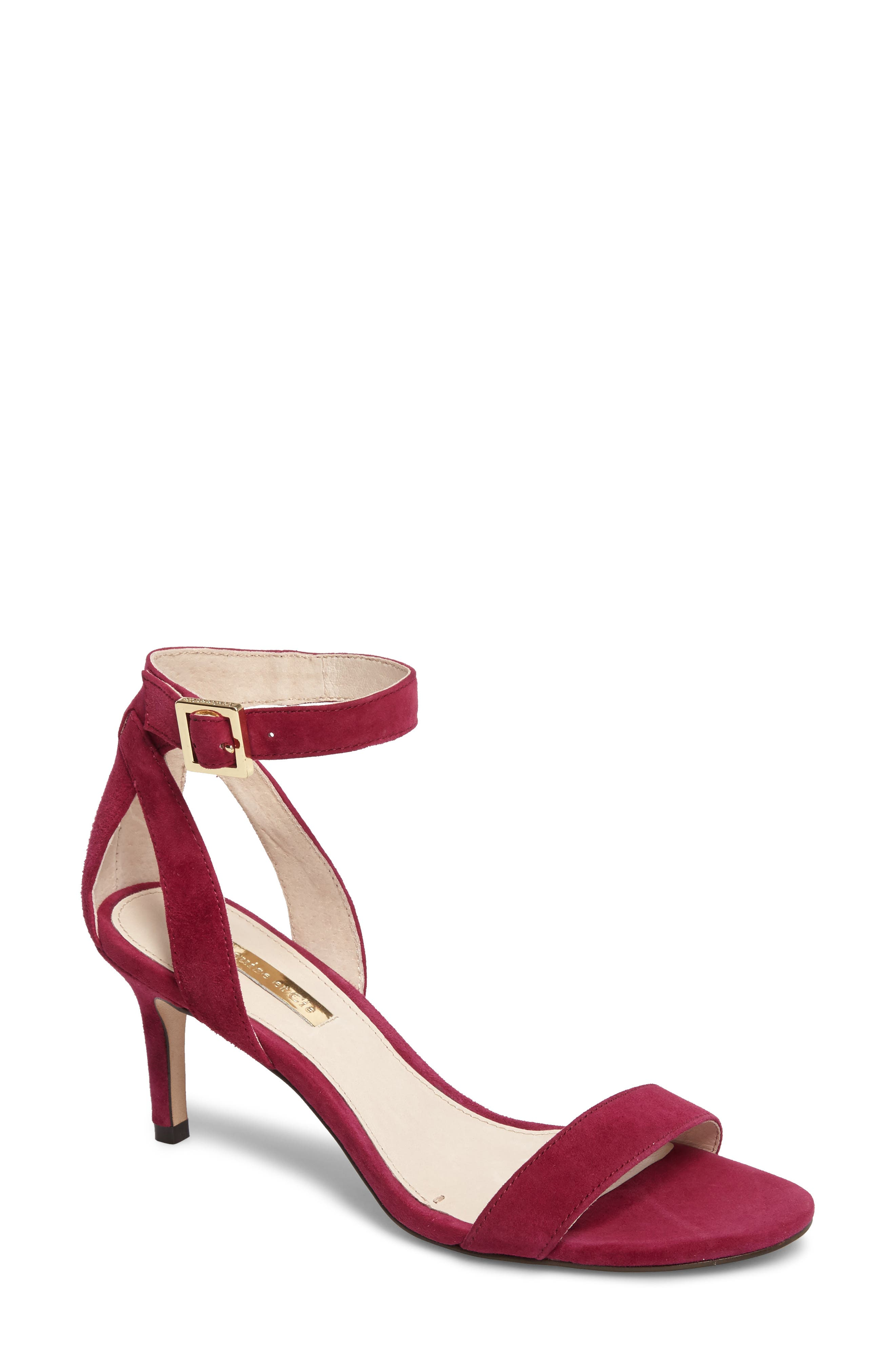 Alternate Image 1 Selected - Louise et Cie 'Hyacinth' Ankle Strap Sandal (Women)