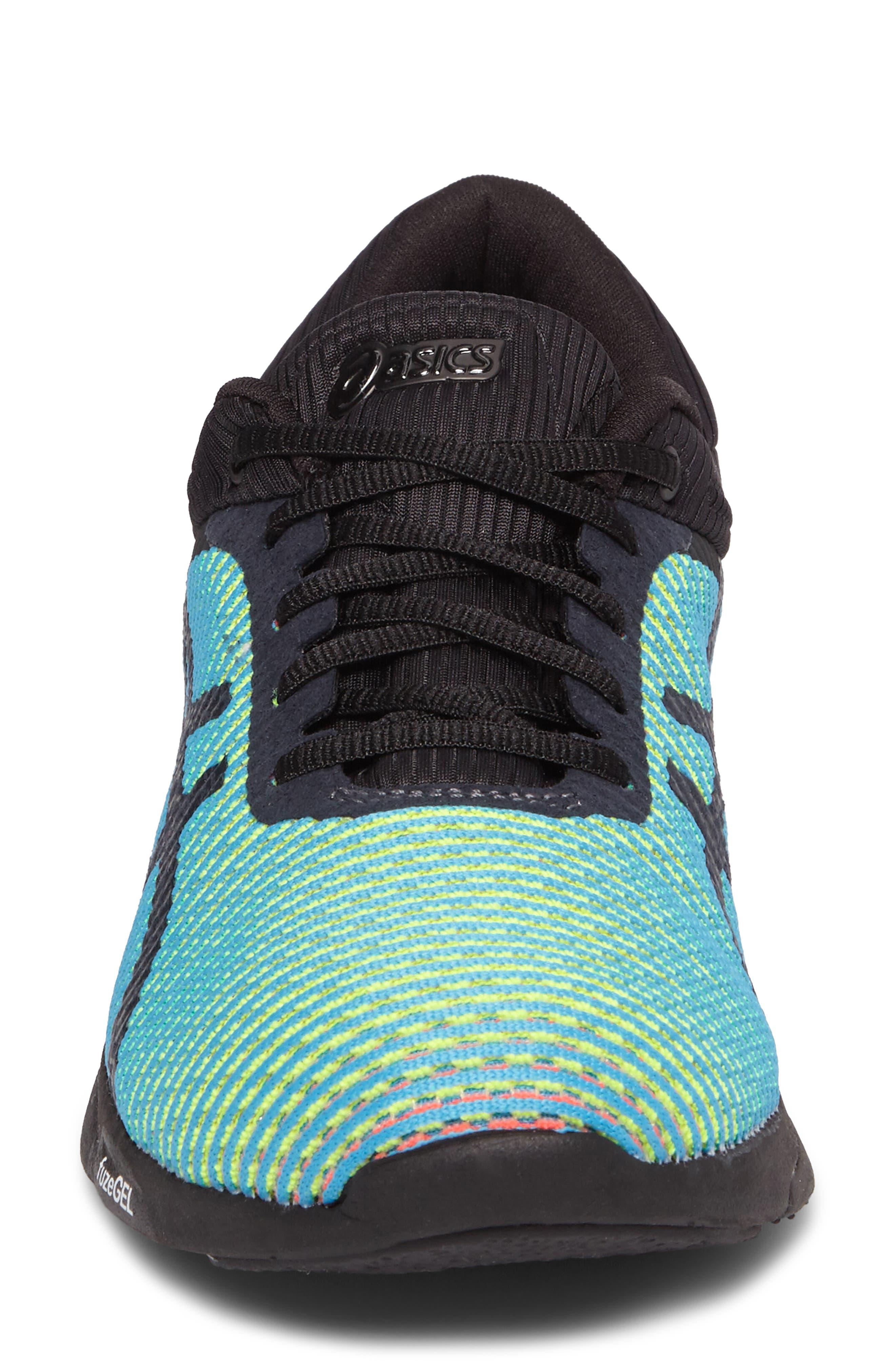 fuseX<sup>™</sup> Rush CM Running Shoe,                             Alternate thumbnail 4, color,                             Aquarium/ Phantom