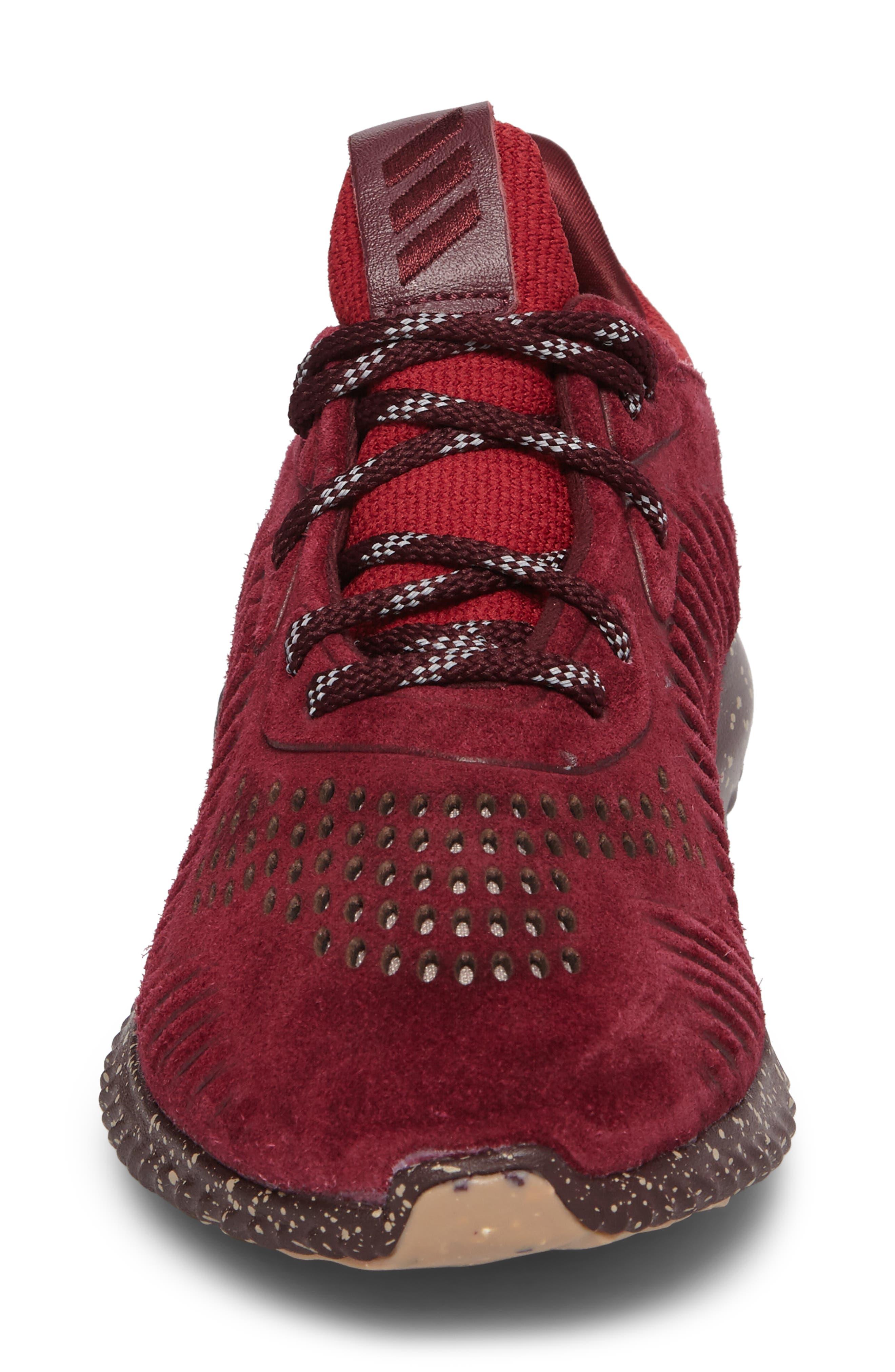 Alternate Image 4  - adidas AlphaBounce LEA Running Shoe (Men)