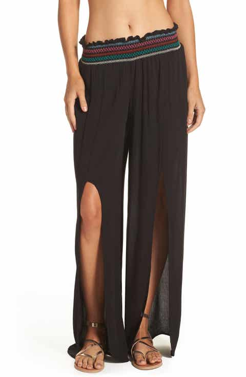 Isabella Rose Crystal Cove Cover-Up Pants