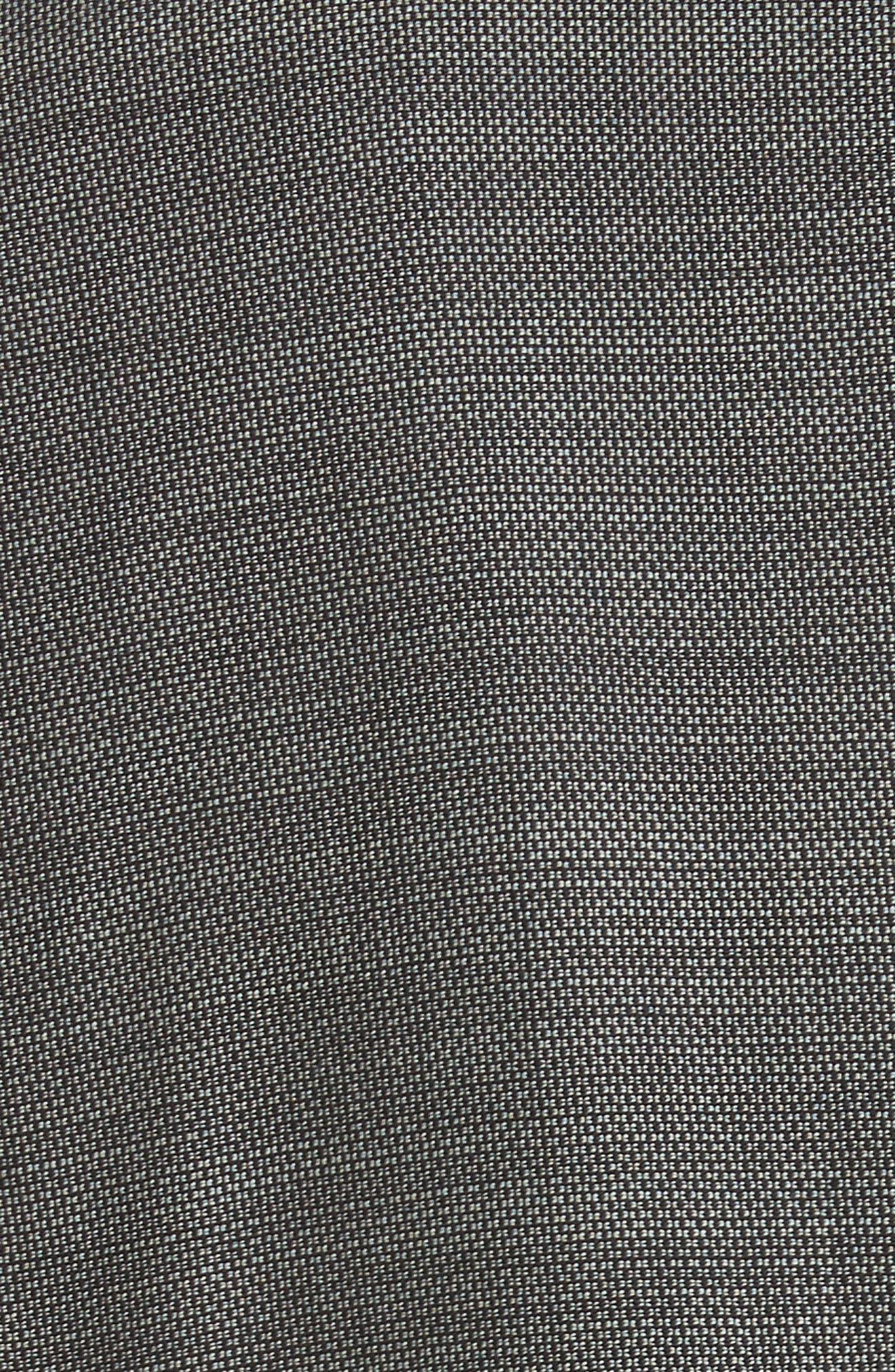 Alternate Image 5  - Max Mara Zac Stretch Wool Blazer