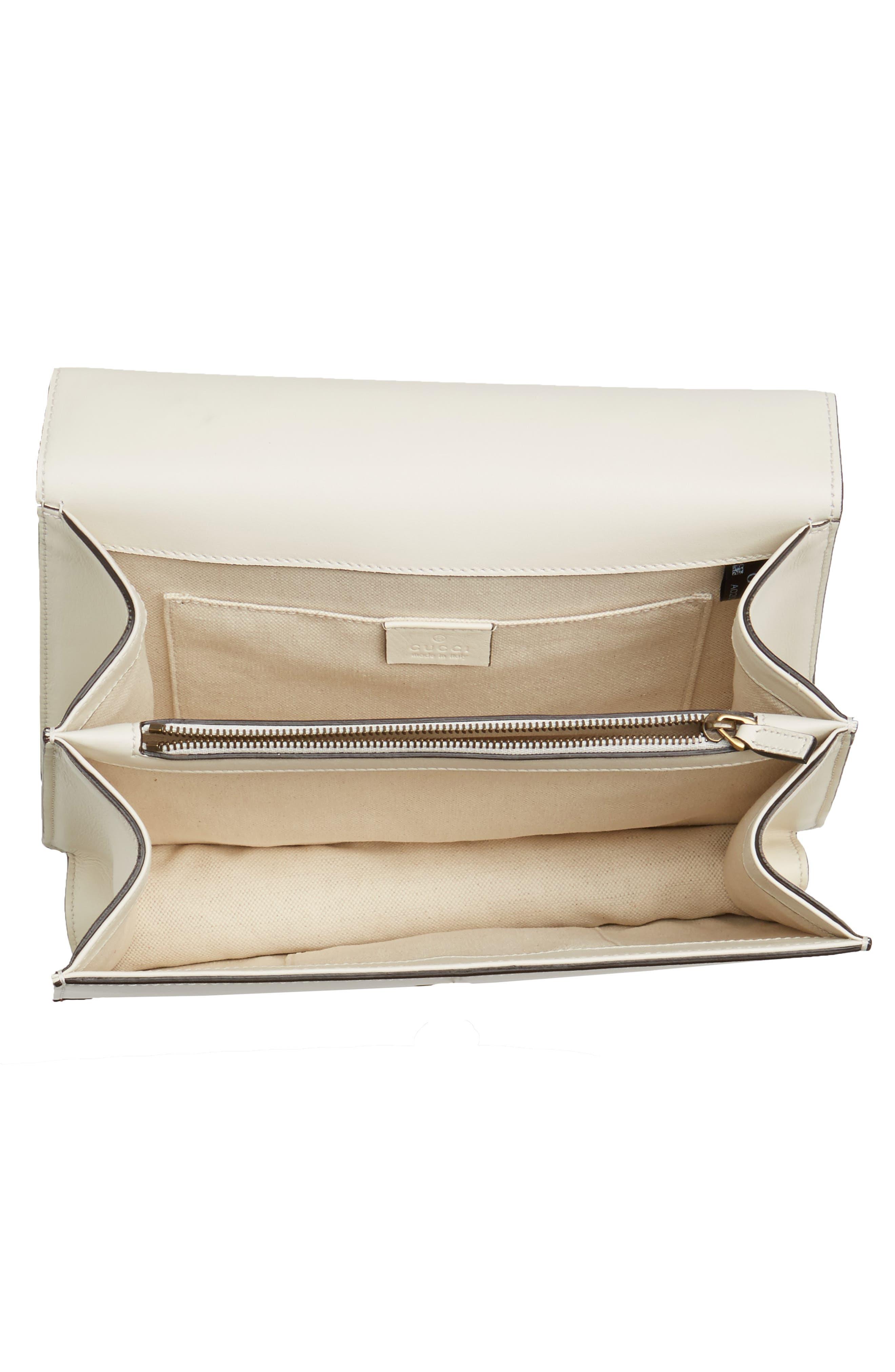 Alternate Image 3  - Gucci Small Dionysus Top Handle Leather Shoulder Bag