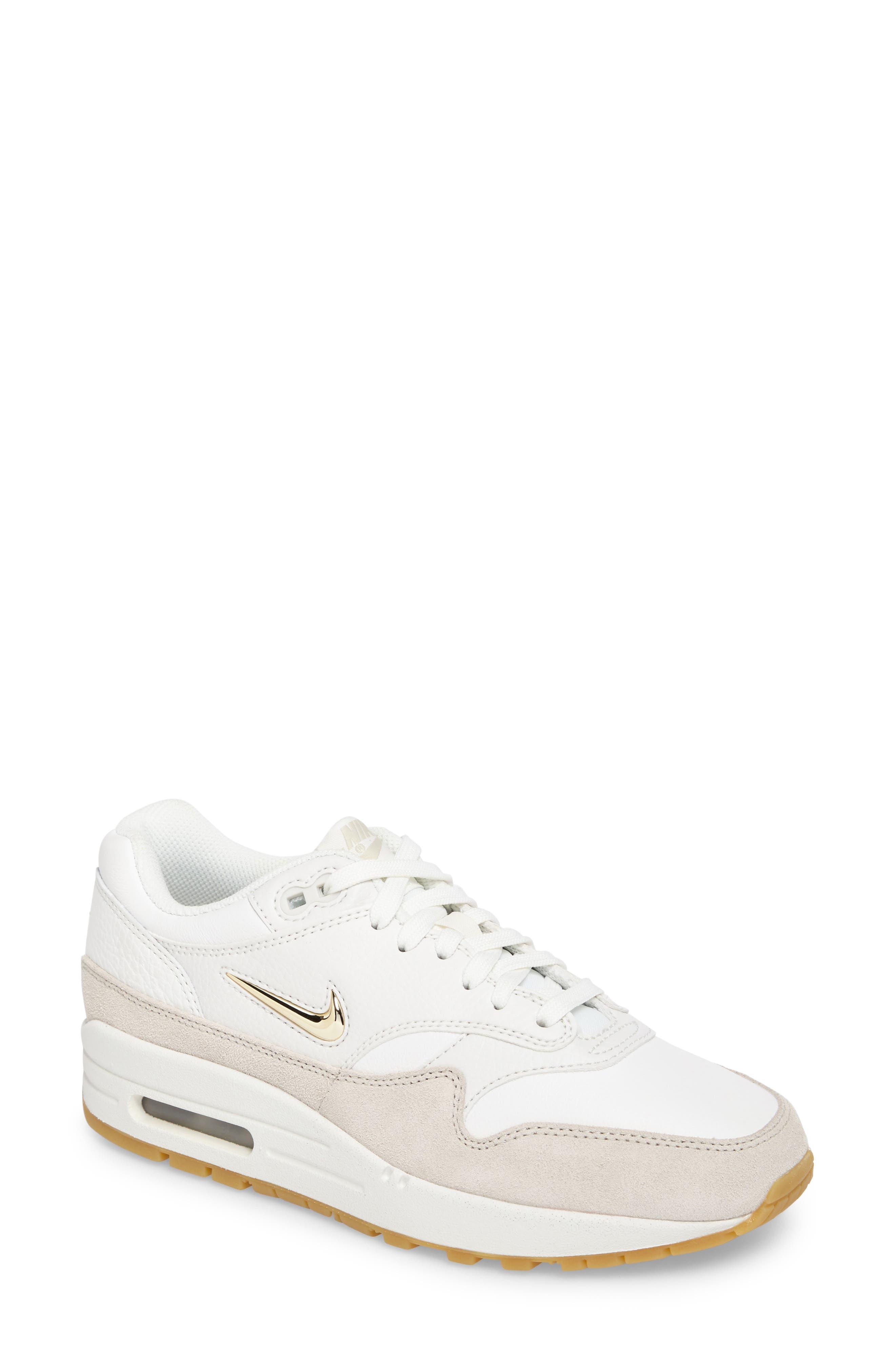 Alternate Image 1 Selected - Nike Air Max 1 Premium SC Sneaker (Women)