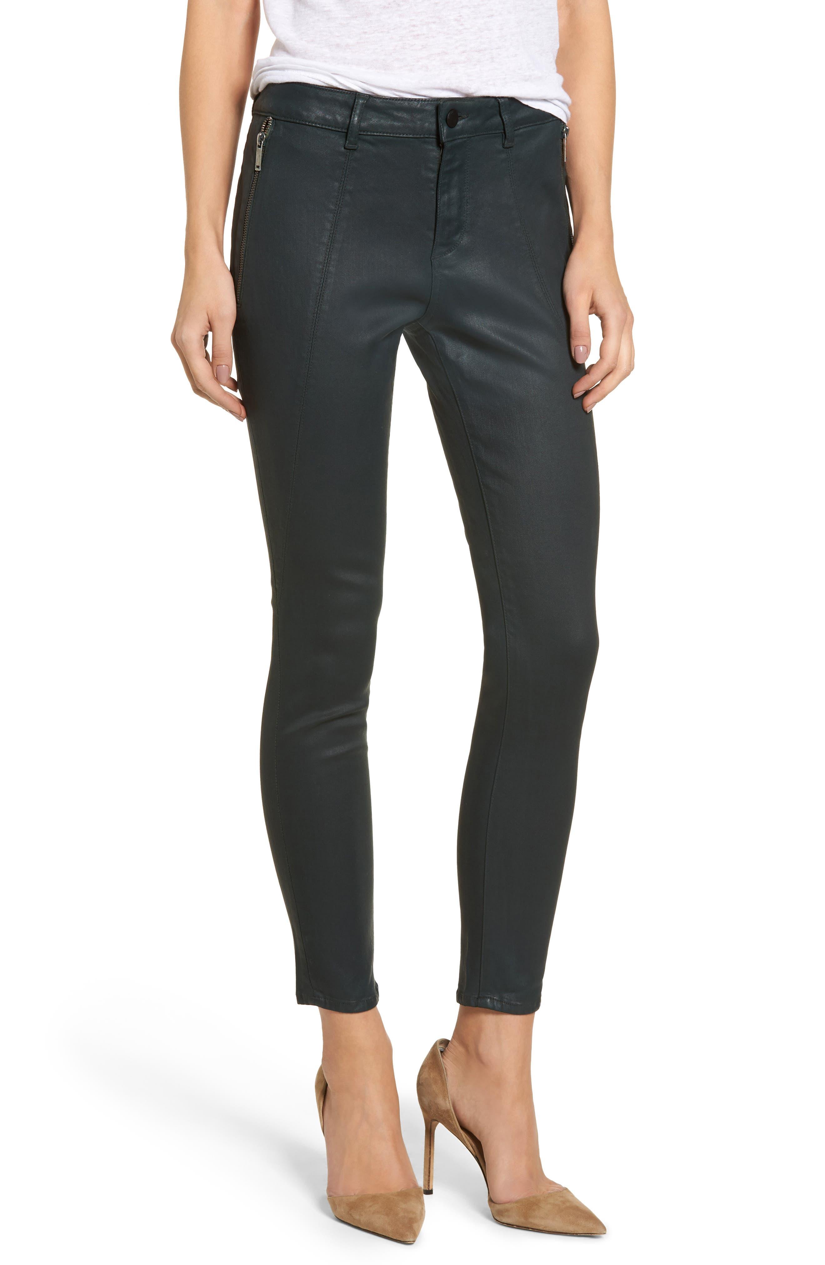 DL1961 Margaux Instasculpt Ankle Skinny Jeans (Ivy)