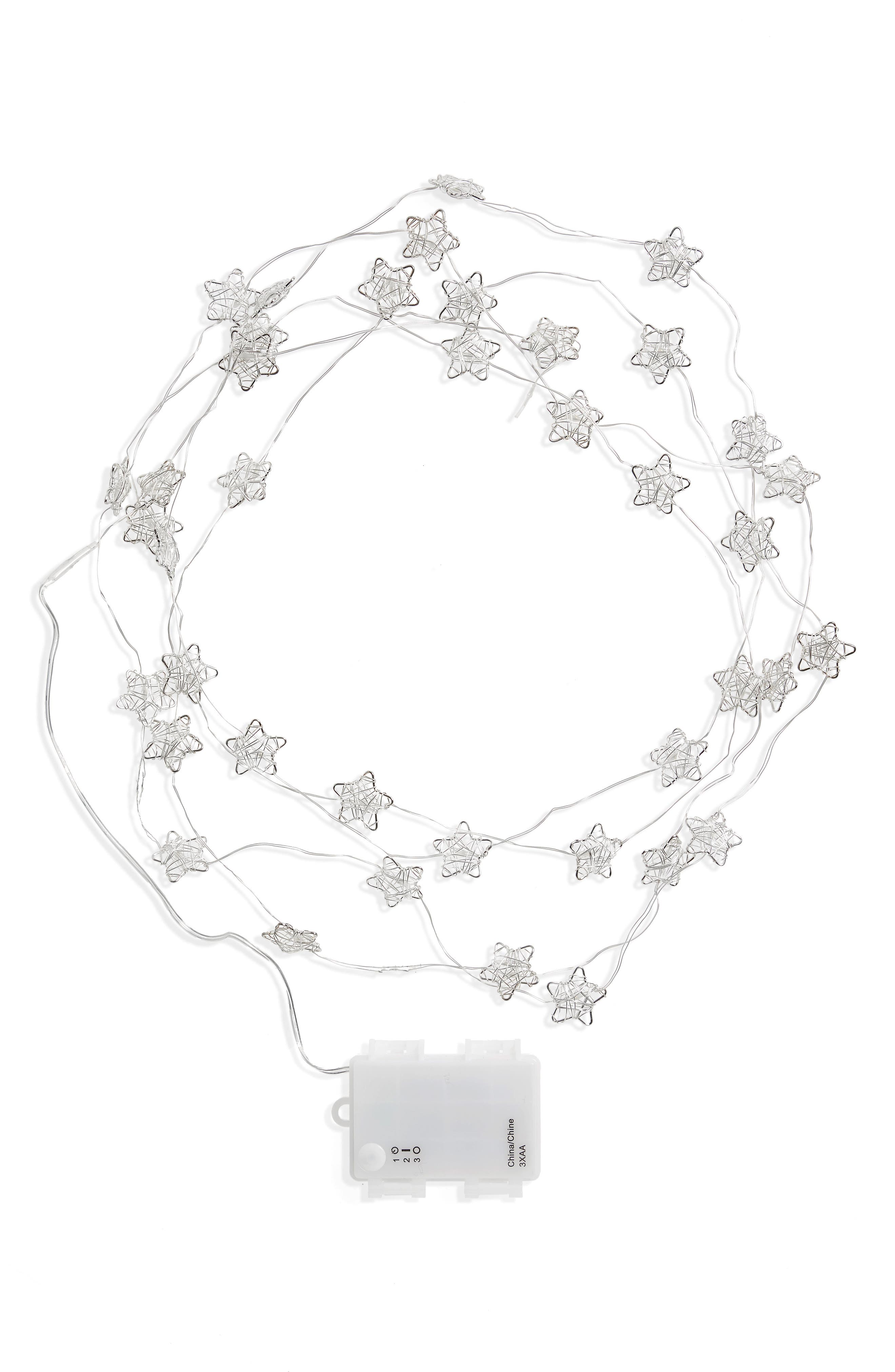Arty Micro LED Star Light Garland