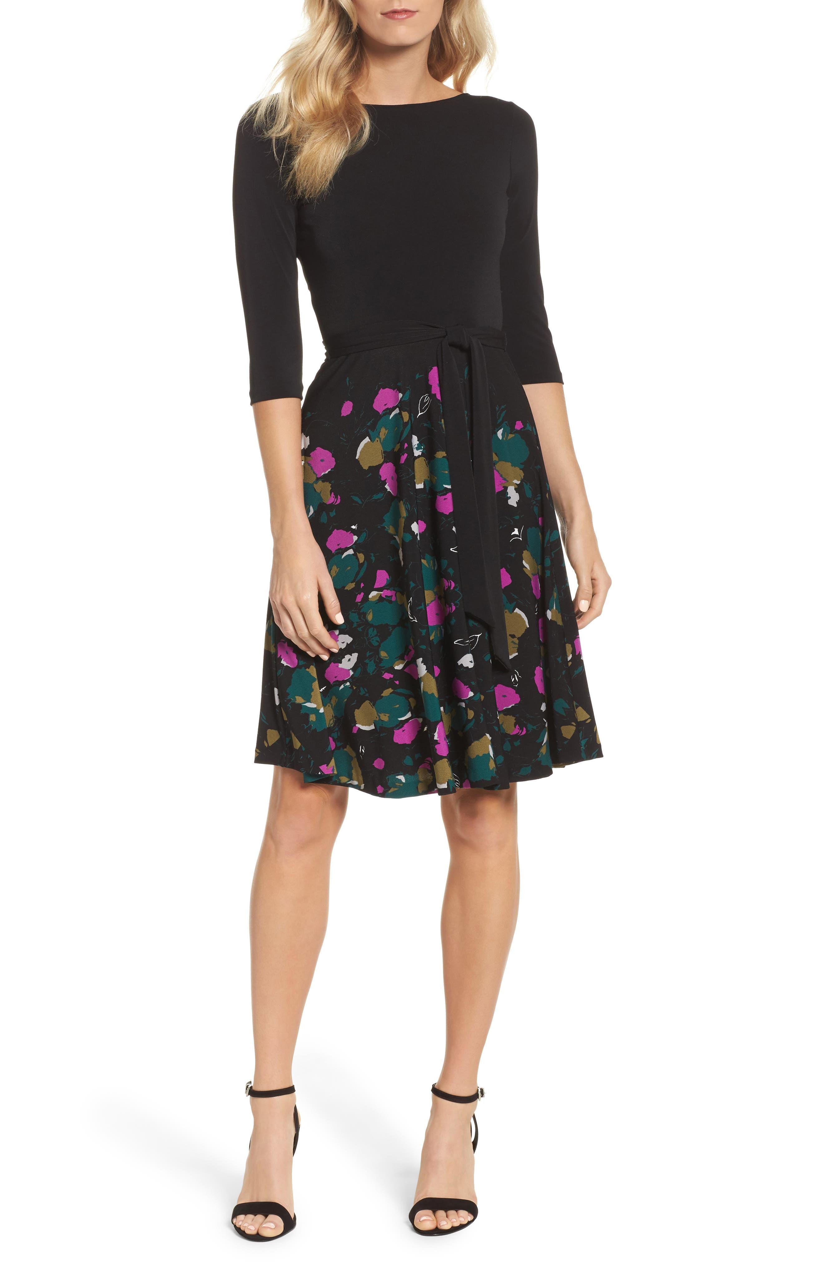 Leota Llana A-Line Dress