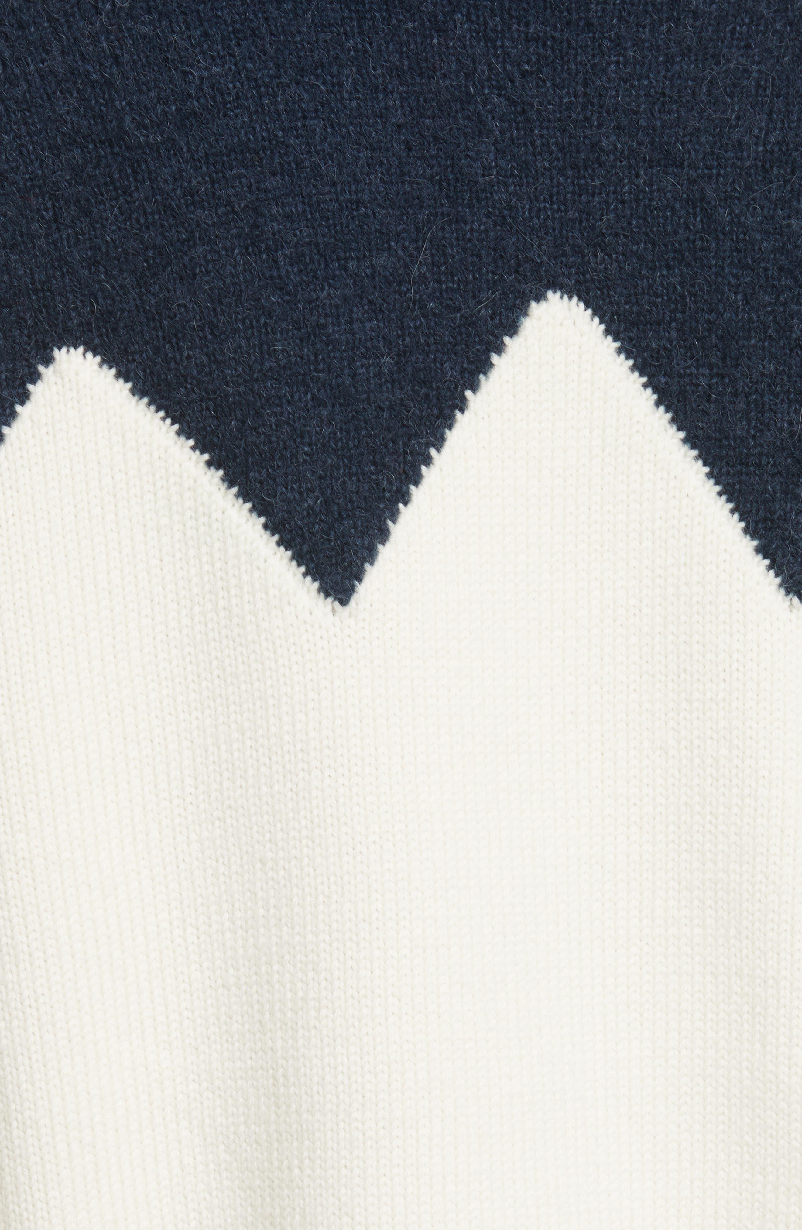 Alternate Image 5  - Tory Burch Hannah Wool Blend Sweater