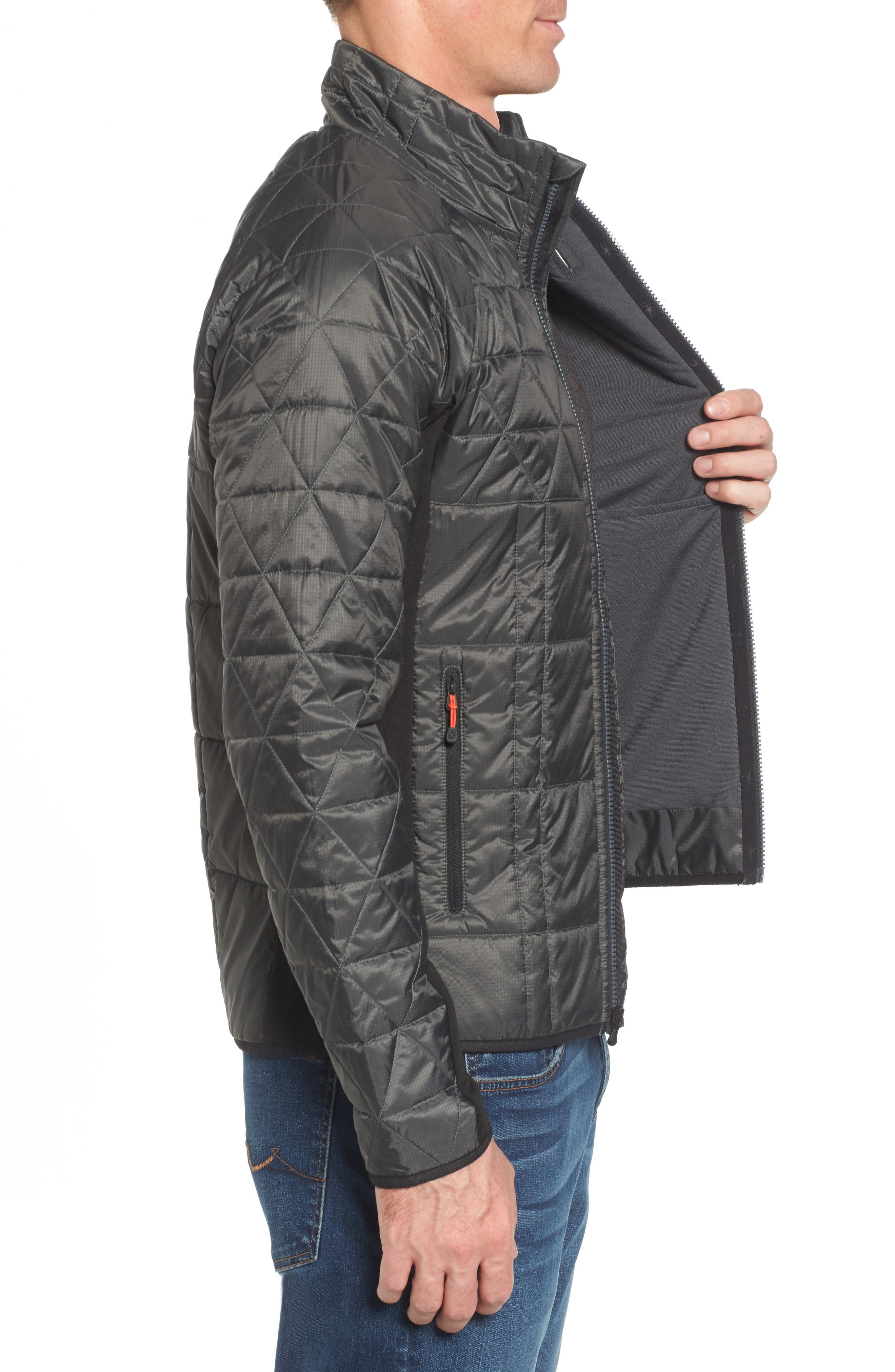 Alternate Image 3  - Smartwool Double Corbet 120 Water Resistant Quilted Jacket