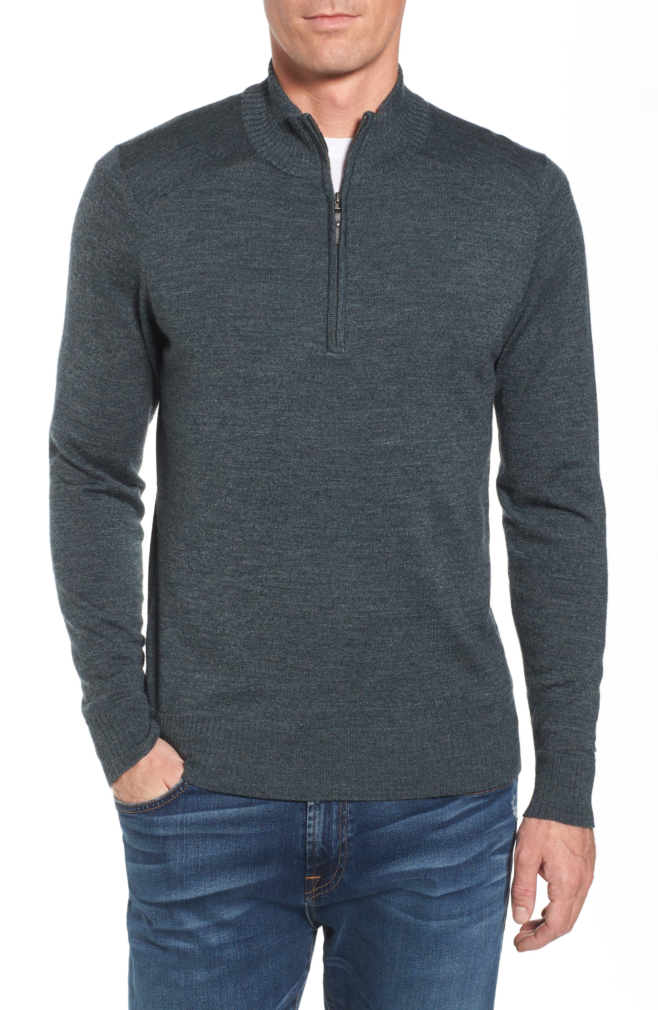 Smartwool Kiva Ridge Merino Wool Blend Pullover