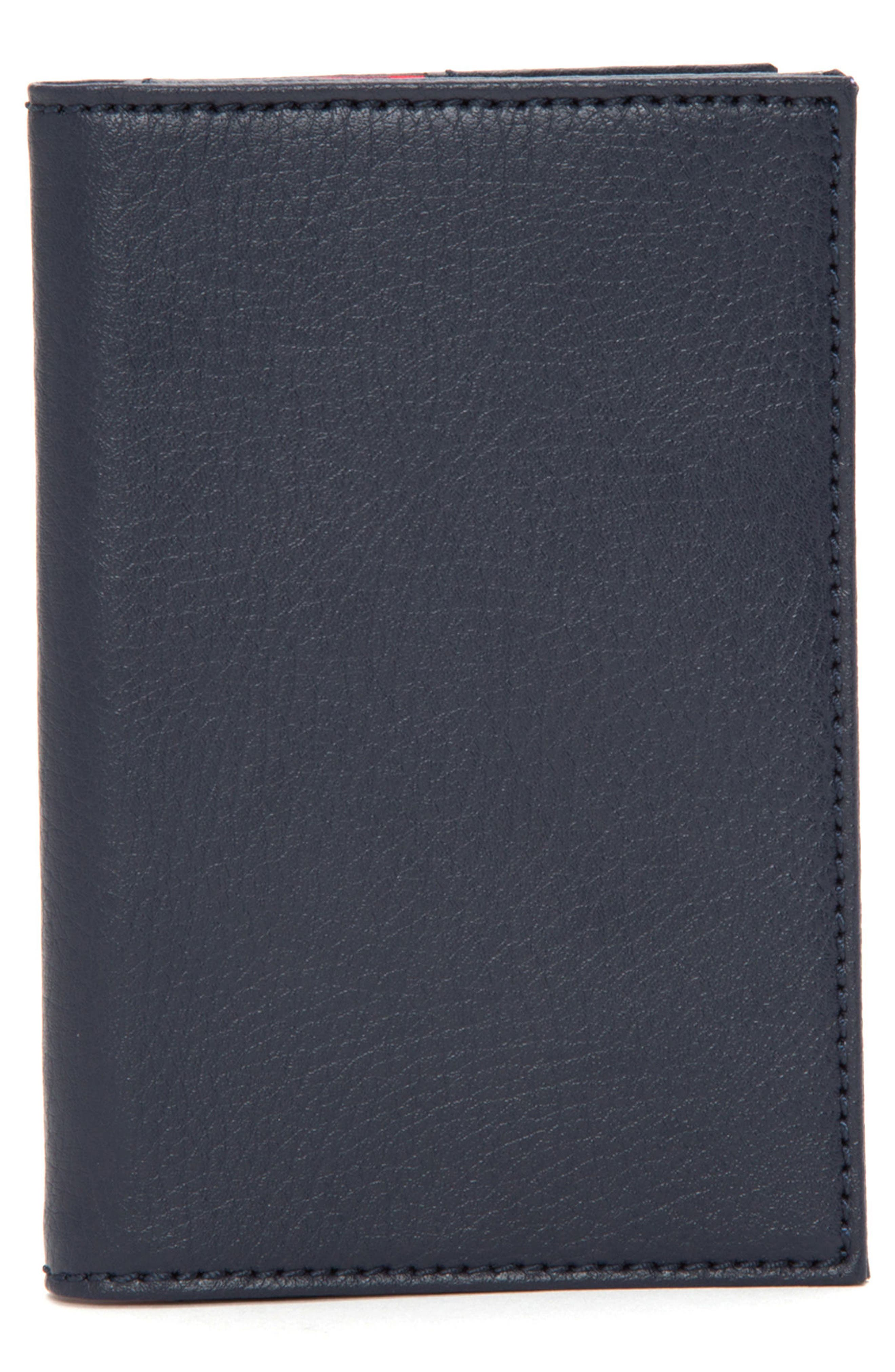 Howard Passport Case,                         Main,                         color, Navy
