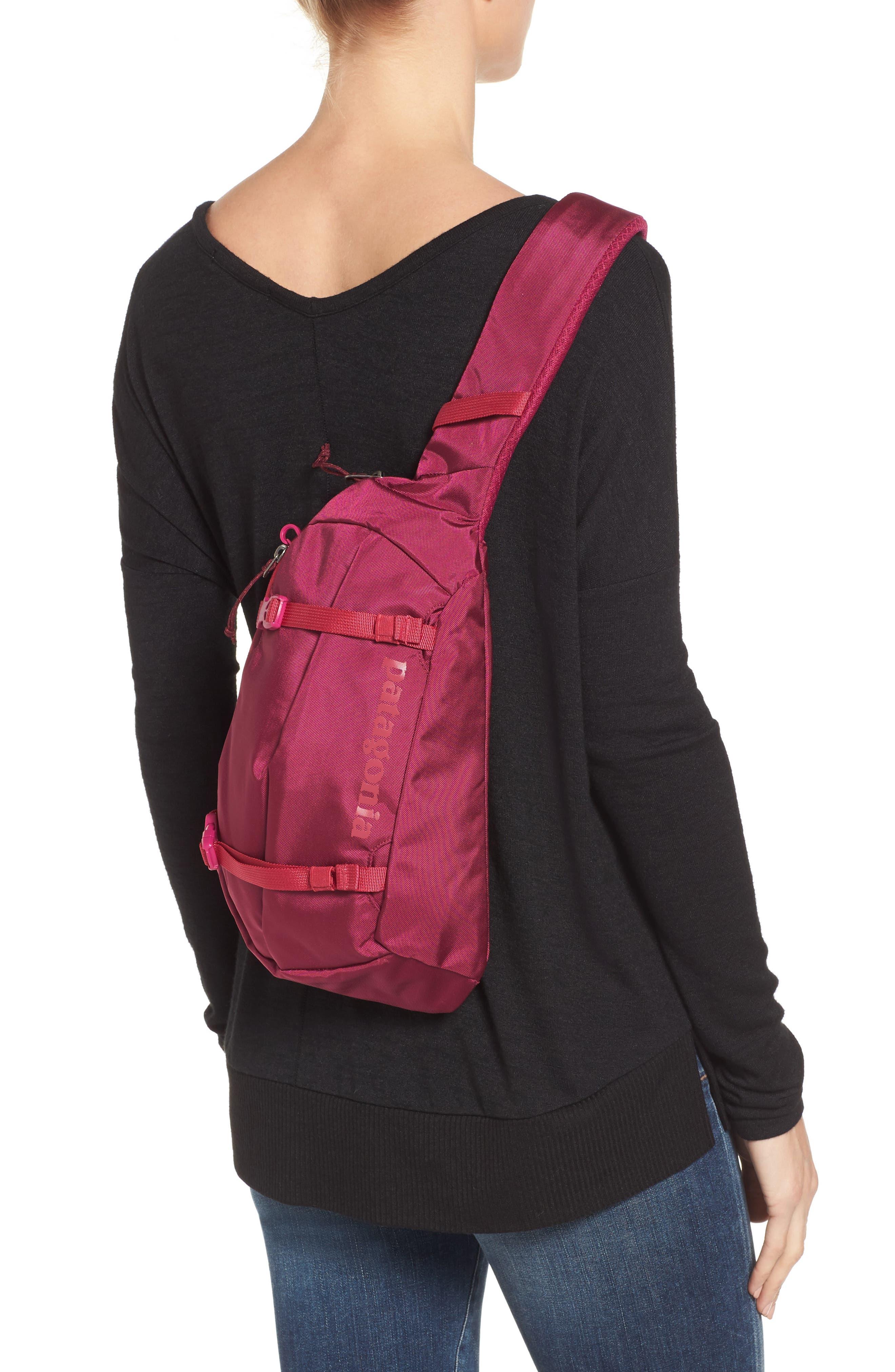 Atom 8L Sling Backpack,                             Alternate thumbnail 2, color,                             Magenta