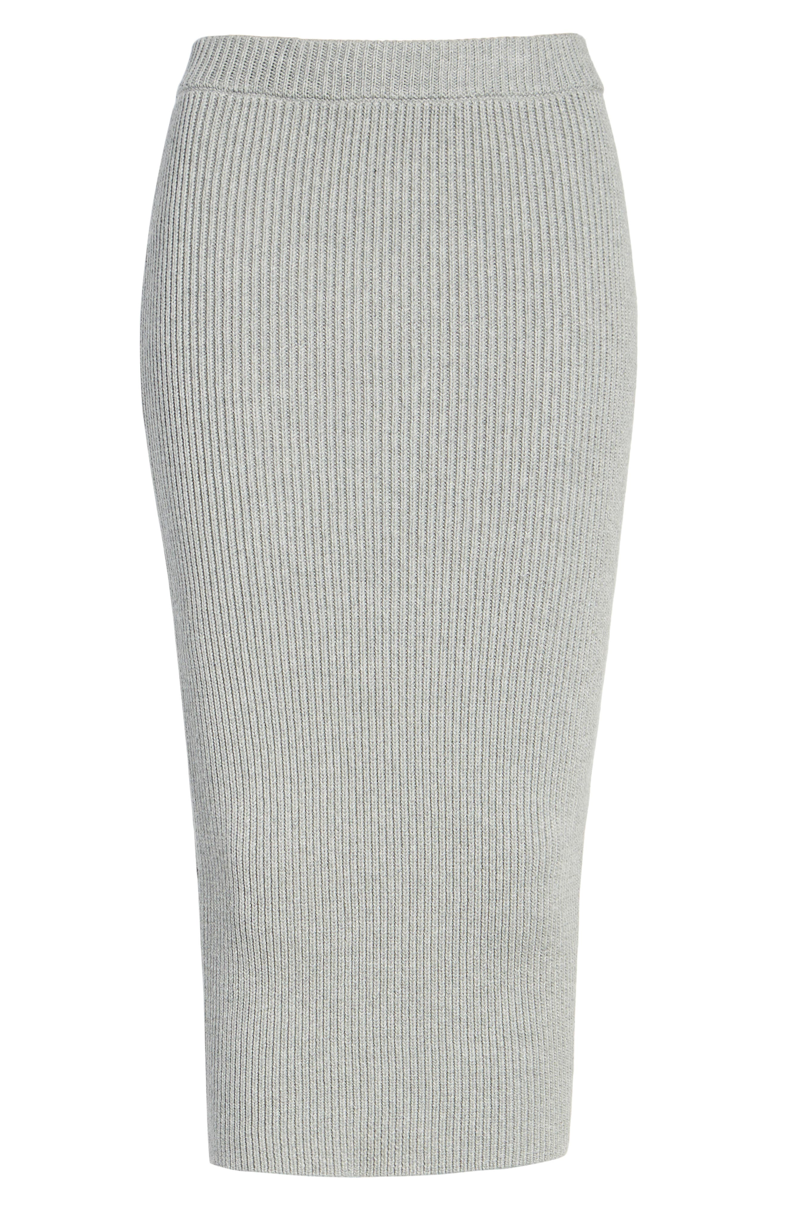 Alternate Image 6  - The Fifth Label Galactic Knit Skirt