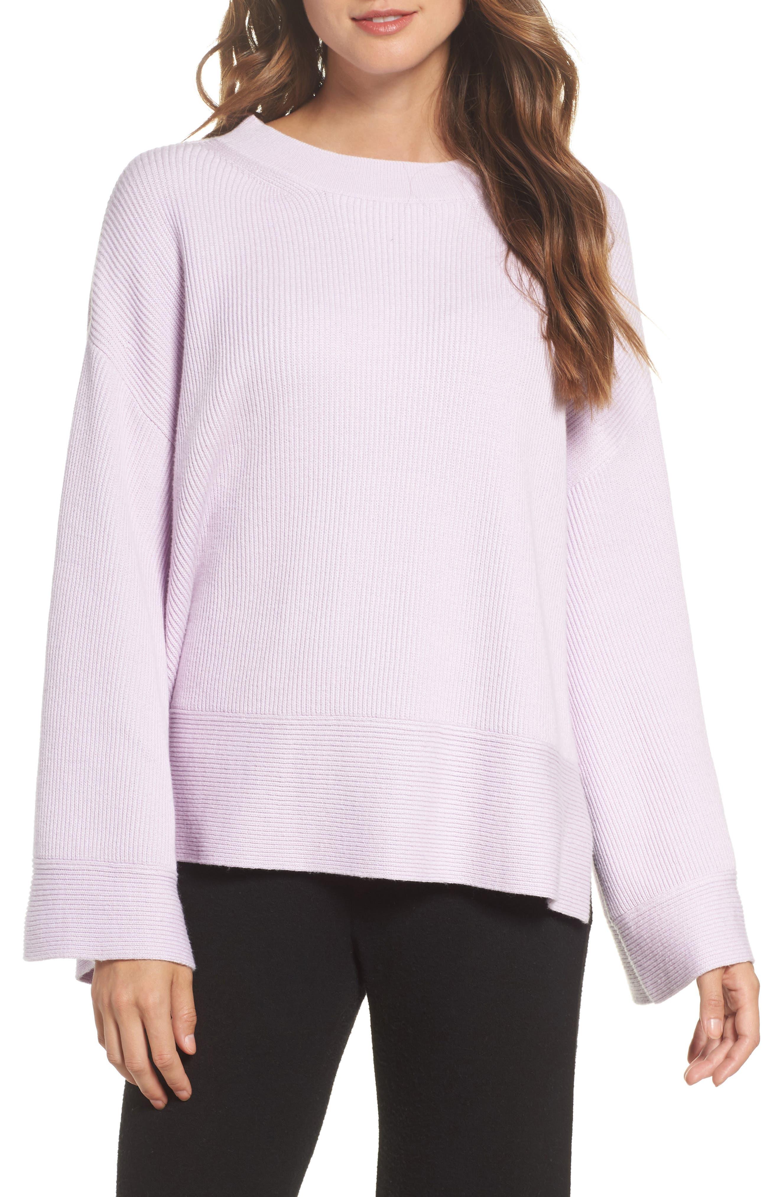 Alternate Image 1 Selected - LACAUSA Sunset Sweater