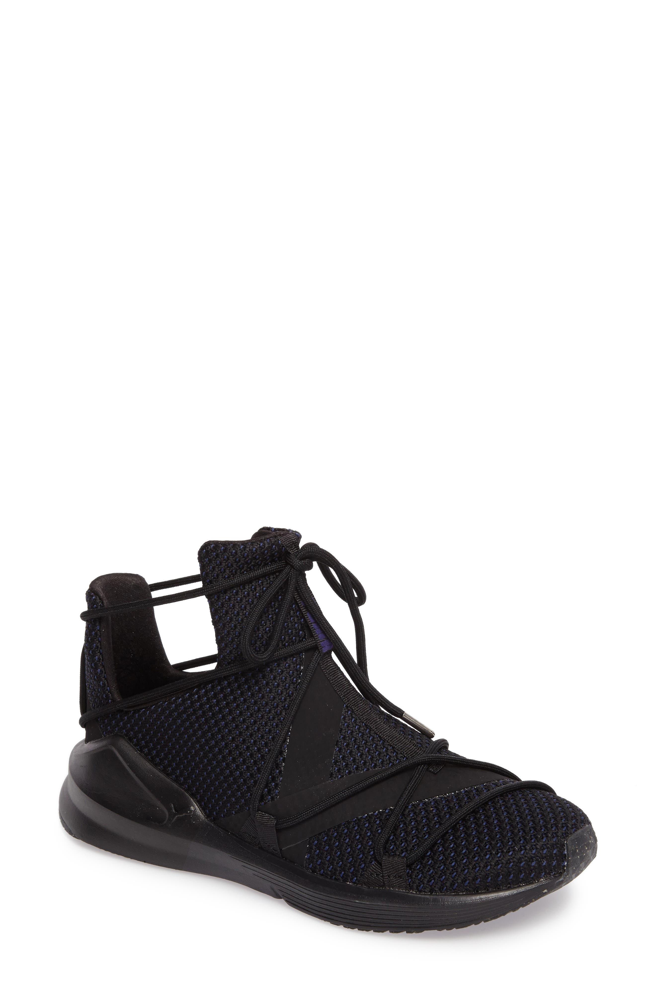 PUMA Fierce Rope Training Sneaker (Women)