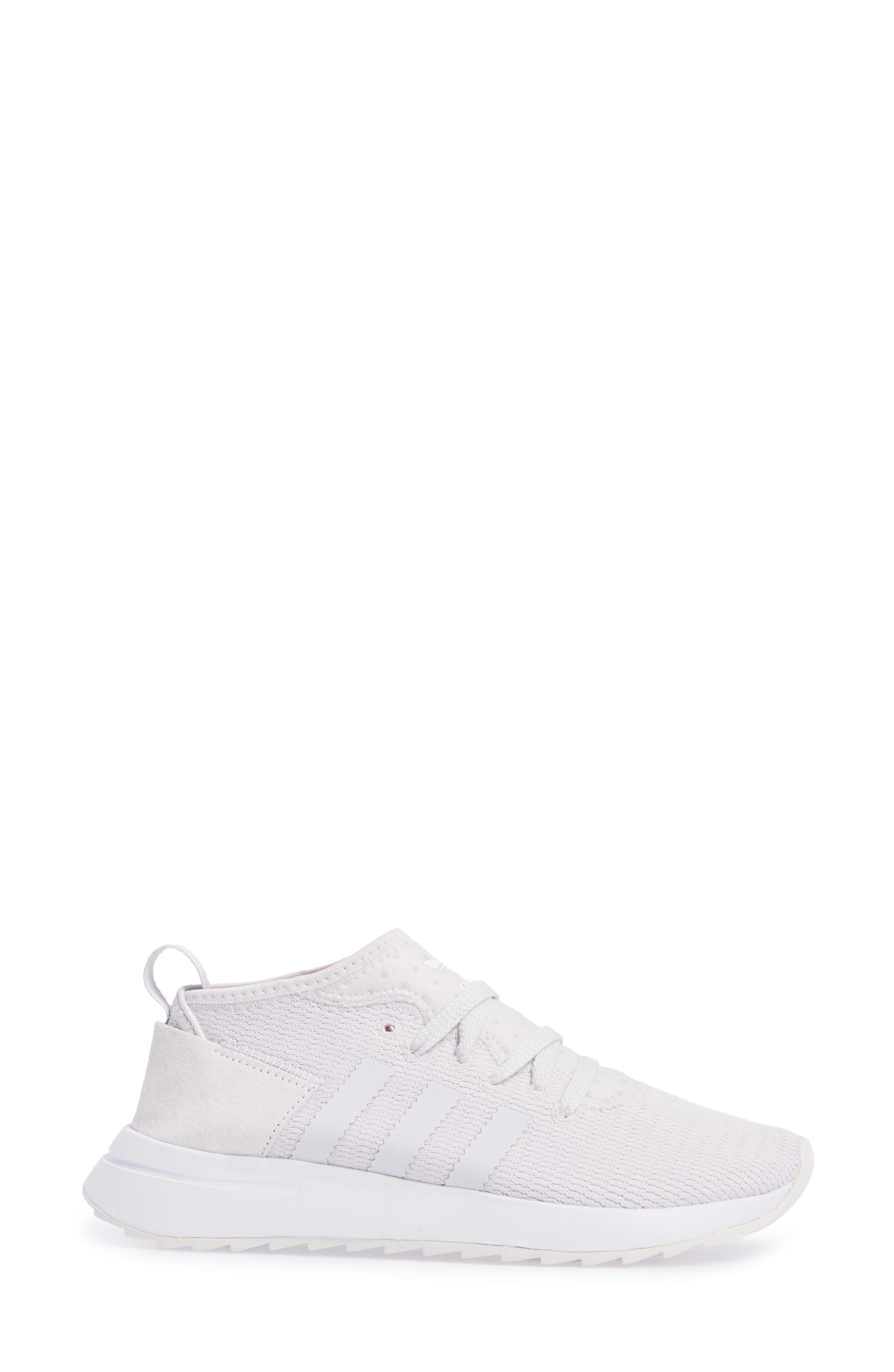 Flashback Winter Sneaker,                             Alternate thumbnail 3, color,                             Grey/ White